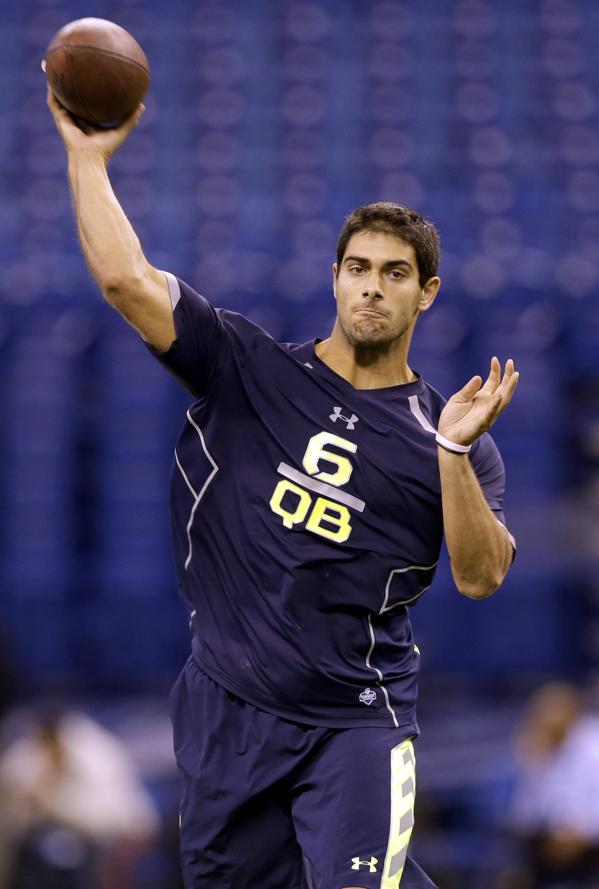 What NFL teams love about QB Jimmy Garoppolo