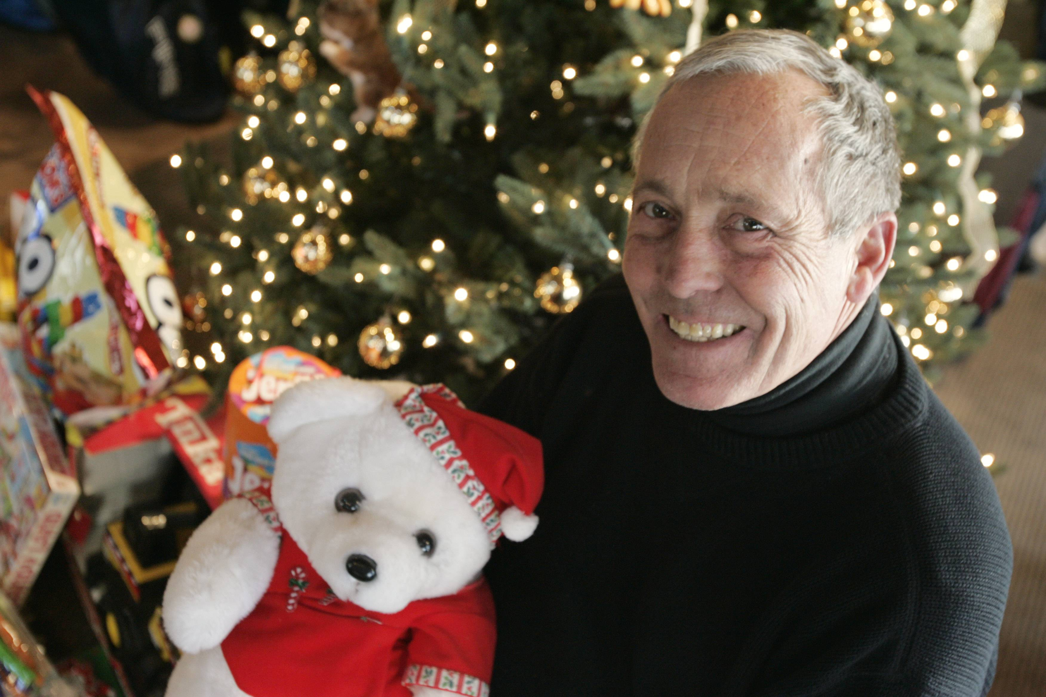 Jim Wheeler organized the Tri-Cities Toys for Kids program for almost as many years as he spent at the golf course.