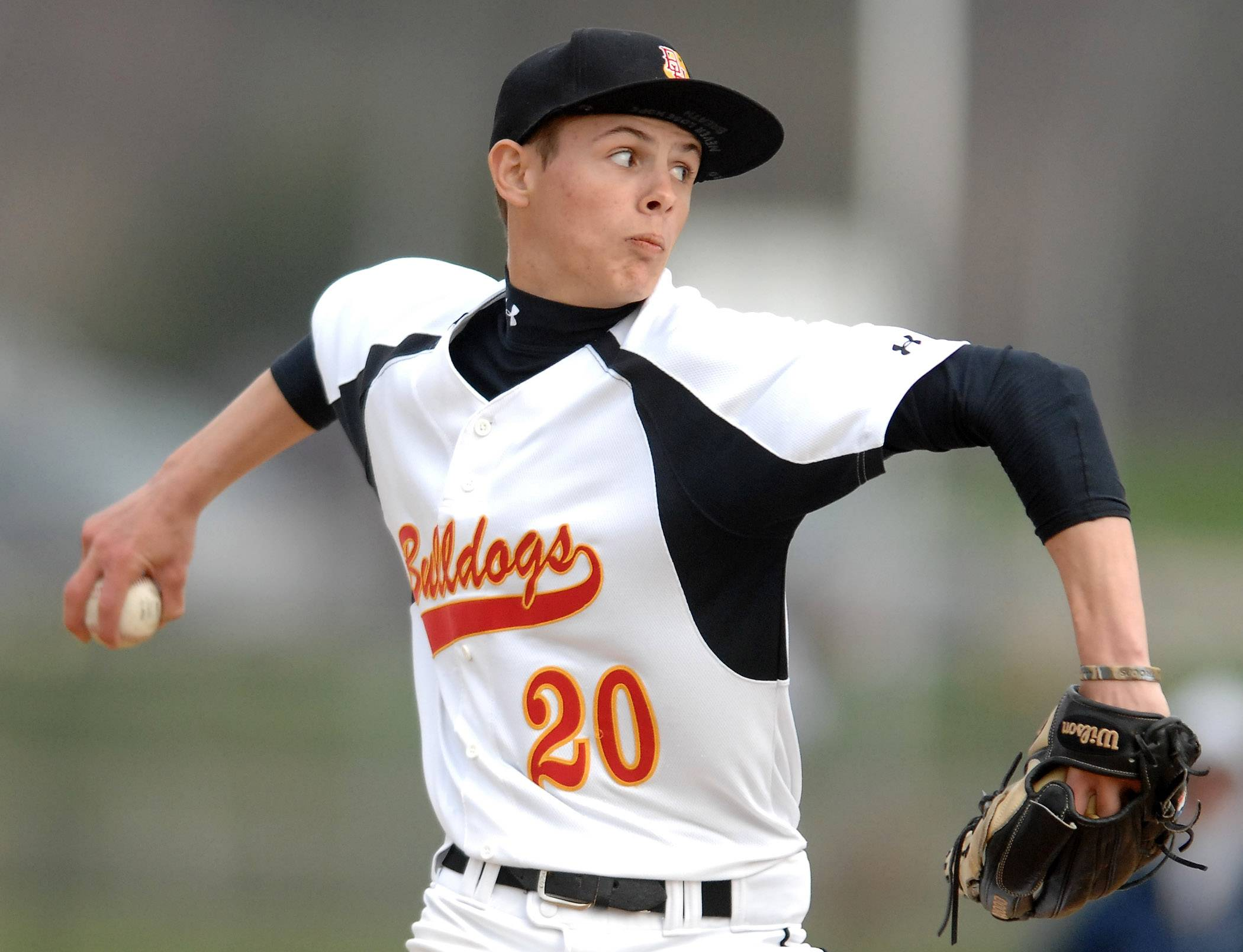 Colby Green followed up a no-hitter in his last outing by pitching Batavia to a 3-1 win over St. Charles East Thursday.