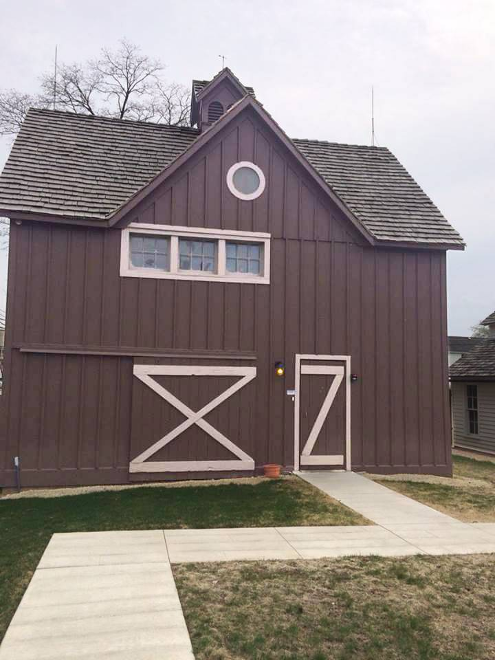 A photo of the renovated Carriage House in Lombard. An expansion was done to the building in 2012. The Lombard Historical Society is now raising money to pay back the $202,000 it borrowed from the village to complete the work.