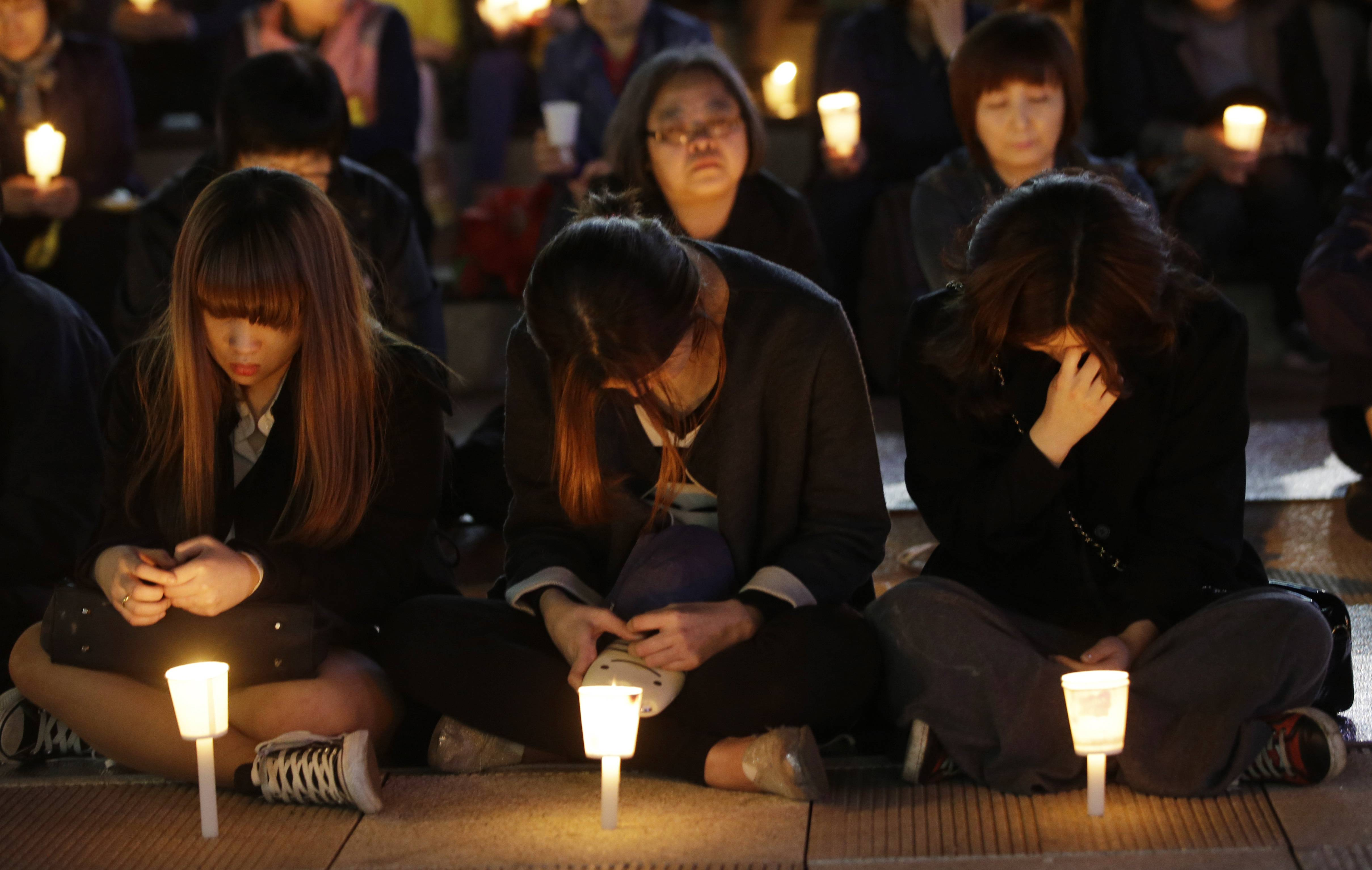 As visiting President Barack Obama offered South Koreans his condolences Friday for the ferry disaster, the South Korean government conceded that some bodies have been misidentified and announced changes to prevent such mistakes from happening again.