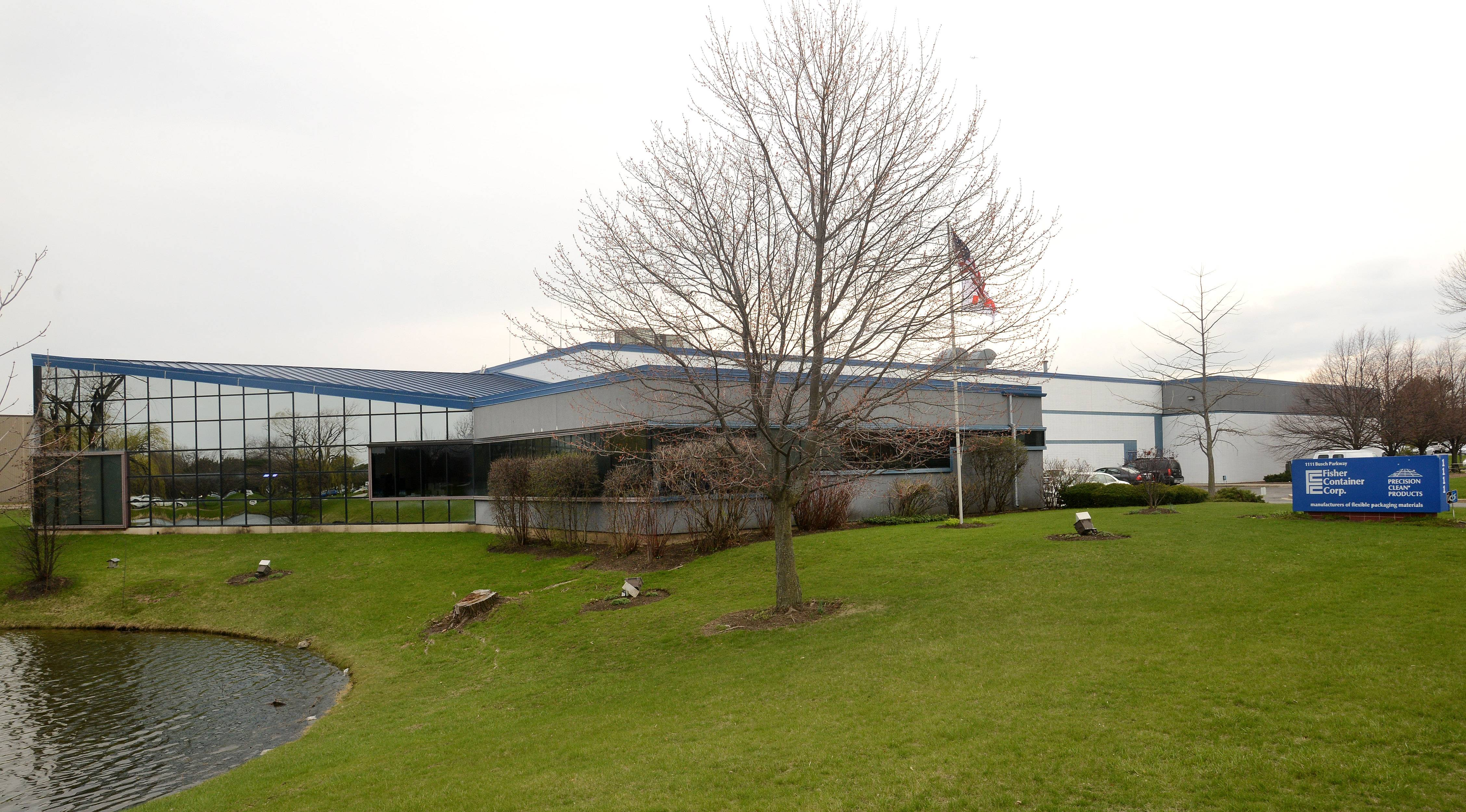 Fisher Container Corp. in Buffalo Grove has been given permission to expand.