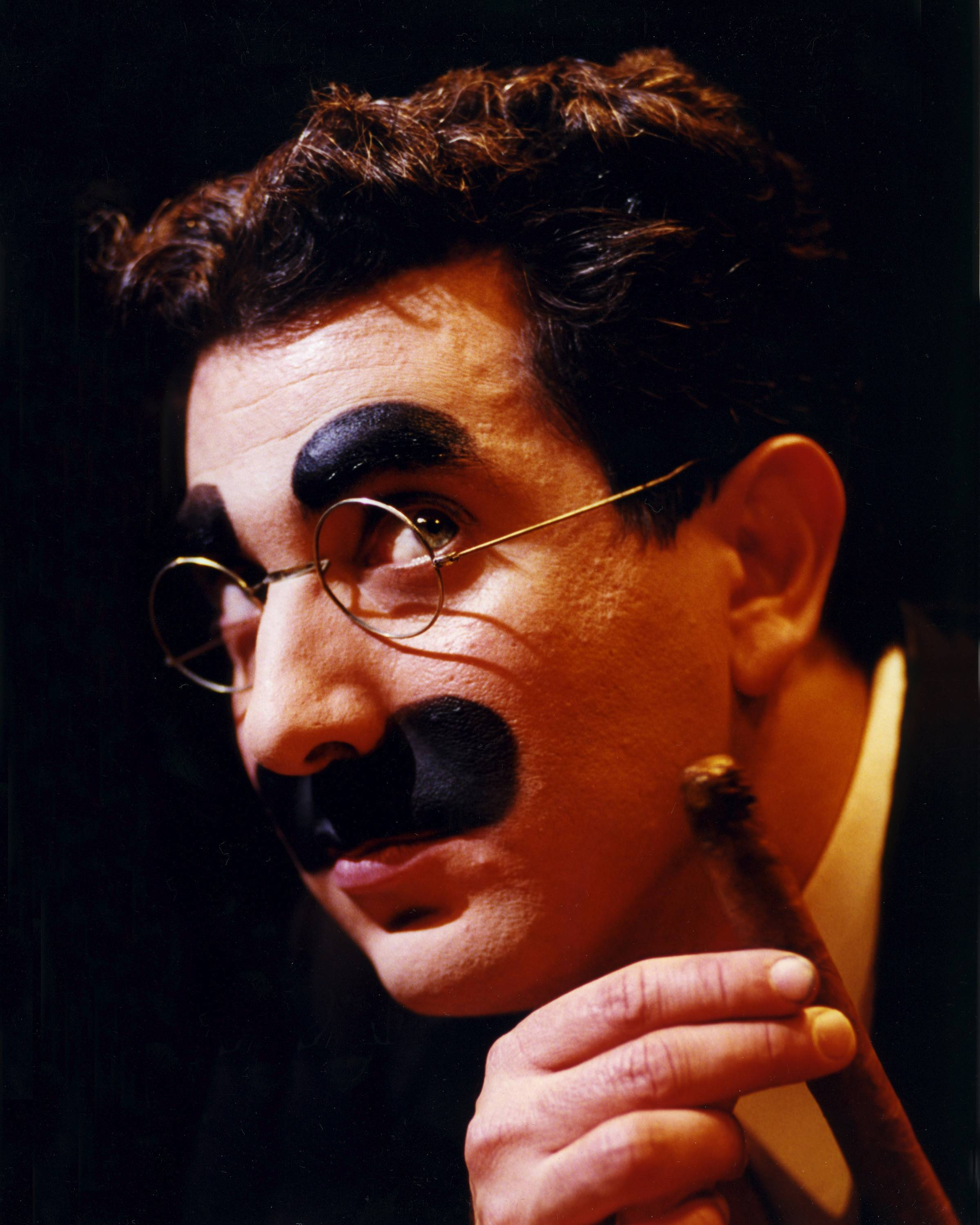 "Frank Ferrante stars in ""An Evening with Groucho Marx"" on Saturday, May 17, at the Raue Center for the Arts in Crystal Lake."