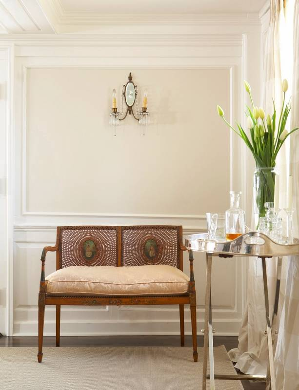 White walls? The trick is choosing the right white