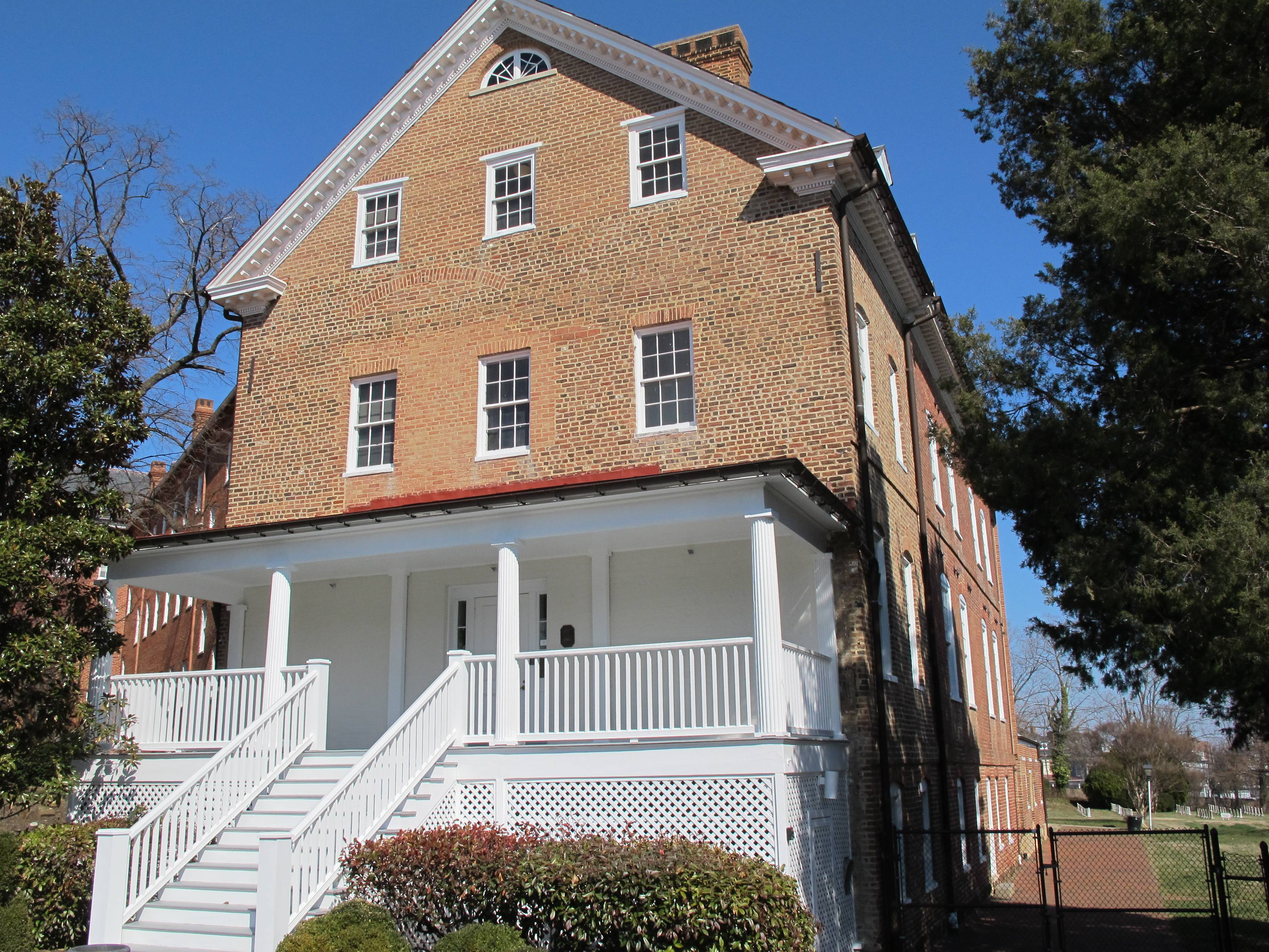 The home of Charles Carroll, the only Catholic signer of the Declaration of Independence, is open for free public tours for individuals and groups of up to six people on weekends from June through October. The home also has one of the most intact 18th-century garden designs in the Chesapeake region.