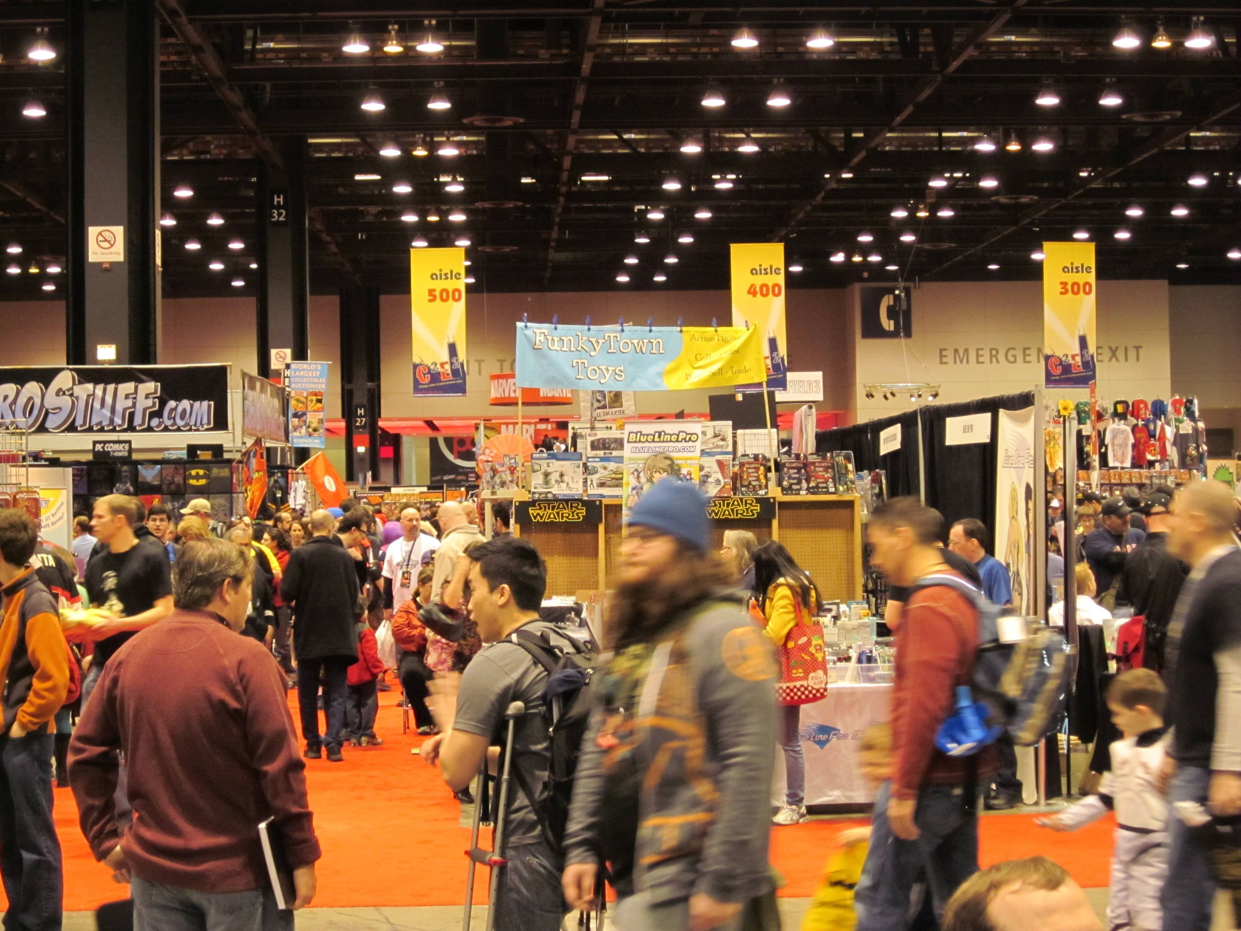 The Chicago Comics and Entertainment Expo, or C2E2, will bring thousands of comics, television and pop-culture fans from all over the suburbs to Chicago this weekend.