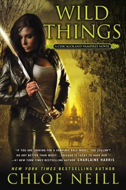 """Wild Things"" is the ninth and latest chapter in the ""Chicagoland Vampires"" series."