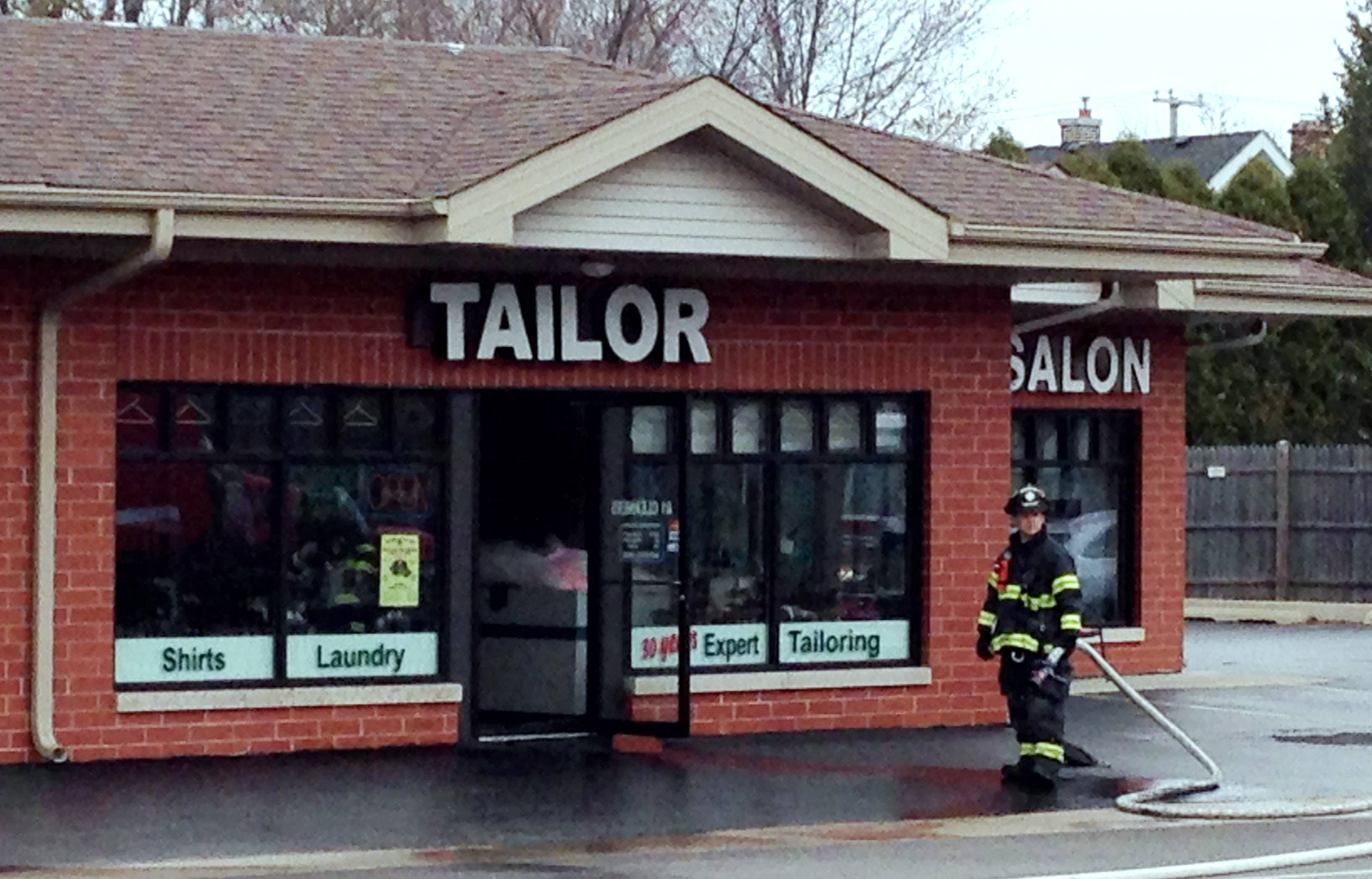 An employee at A1 Cleaners on Route 120 in Grayslake remains hospitalized from burns suffered in a chemical and steam explosion from an equipment malfunction there Thursday afternoon, authorities said.