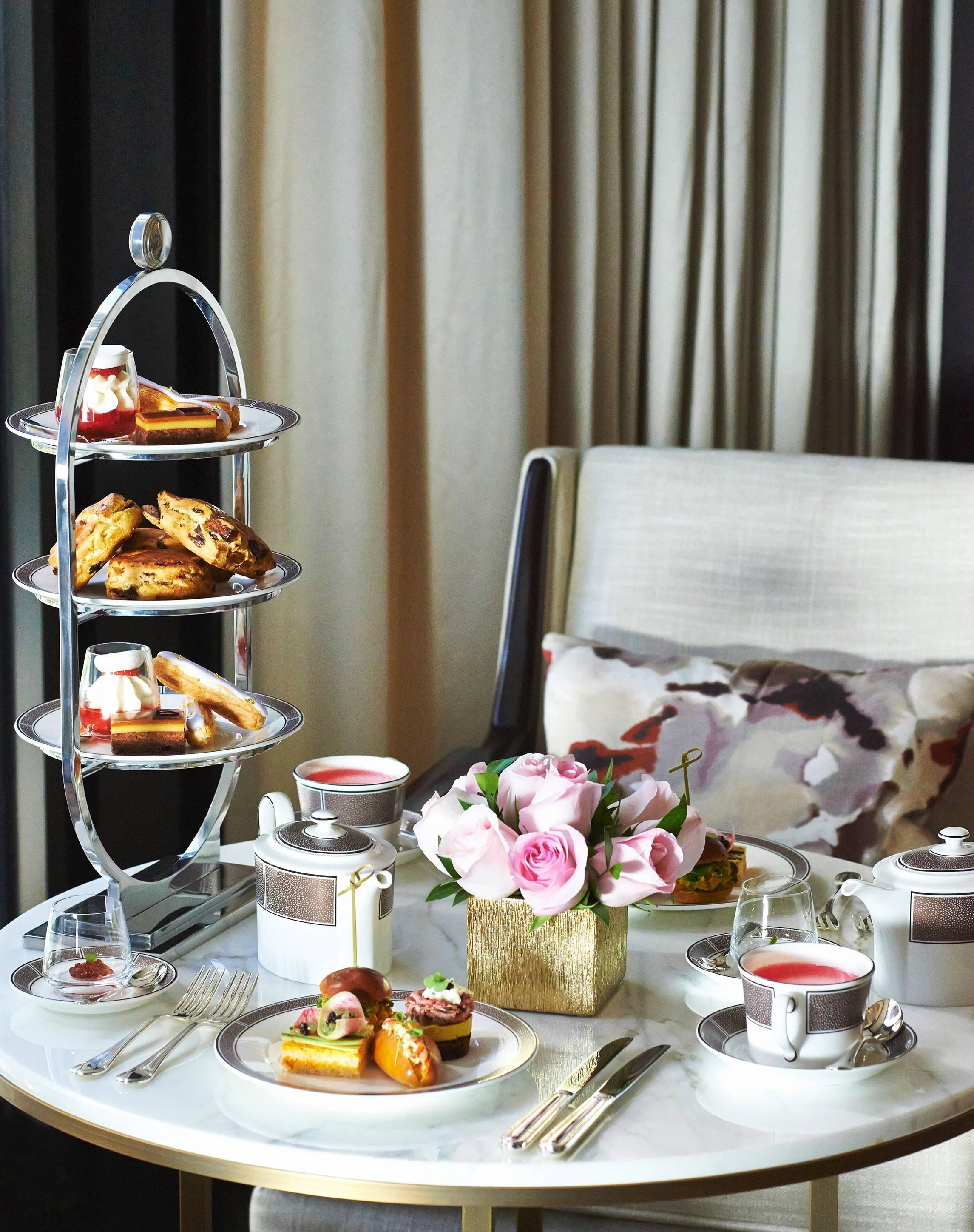 Classy Mother's Day packages are offered at The Langham Hotel in Chicago.