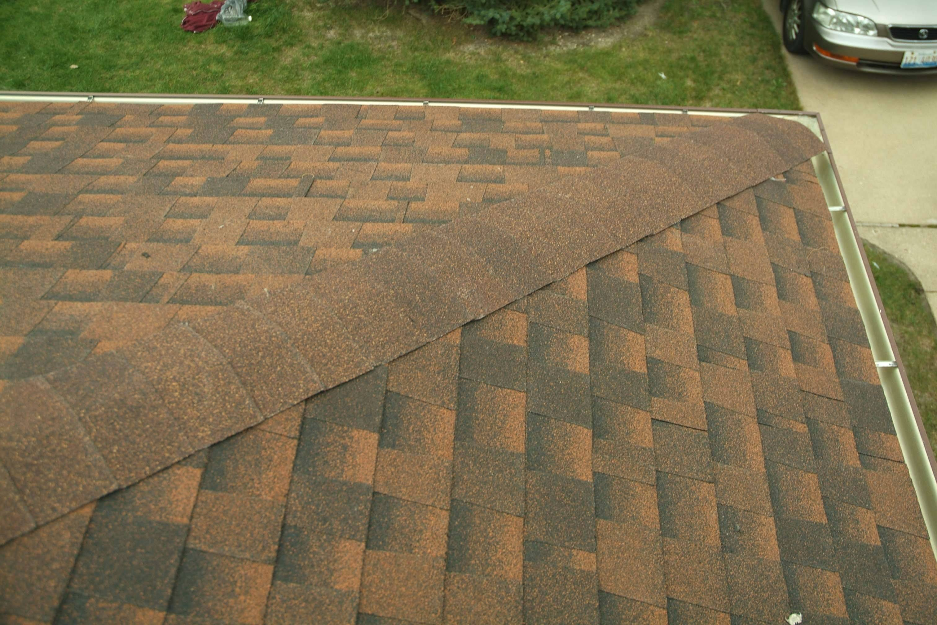 Shingle colors are a matter of personal preference, as are shingle styles.