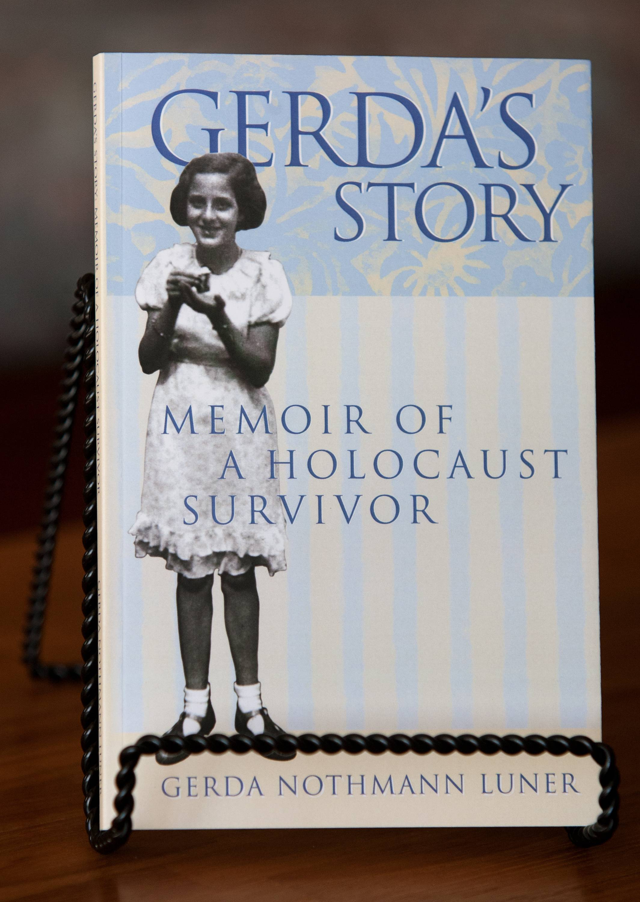Using his late wife's memoirs and collection of letters, Charles Luner succeeded in bringing Gerda Nothmann Luner's survival story to print.