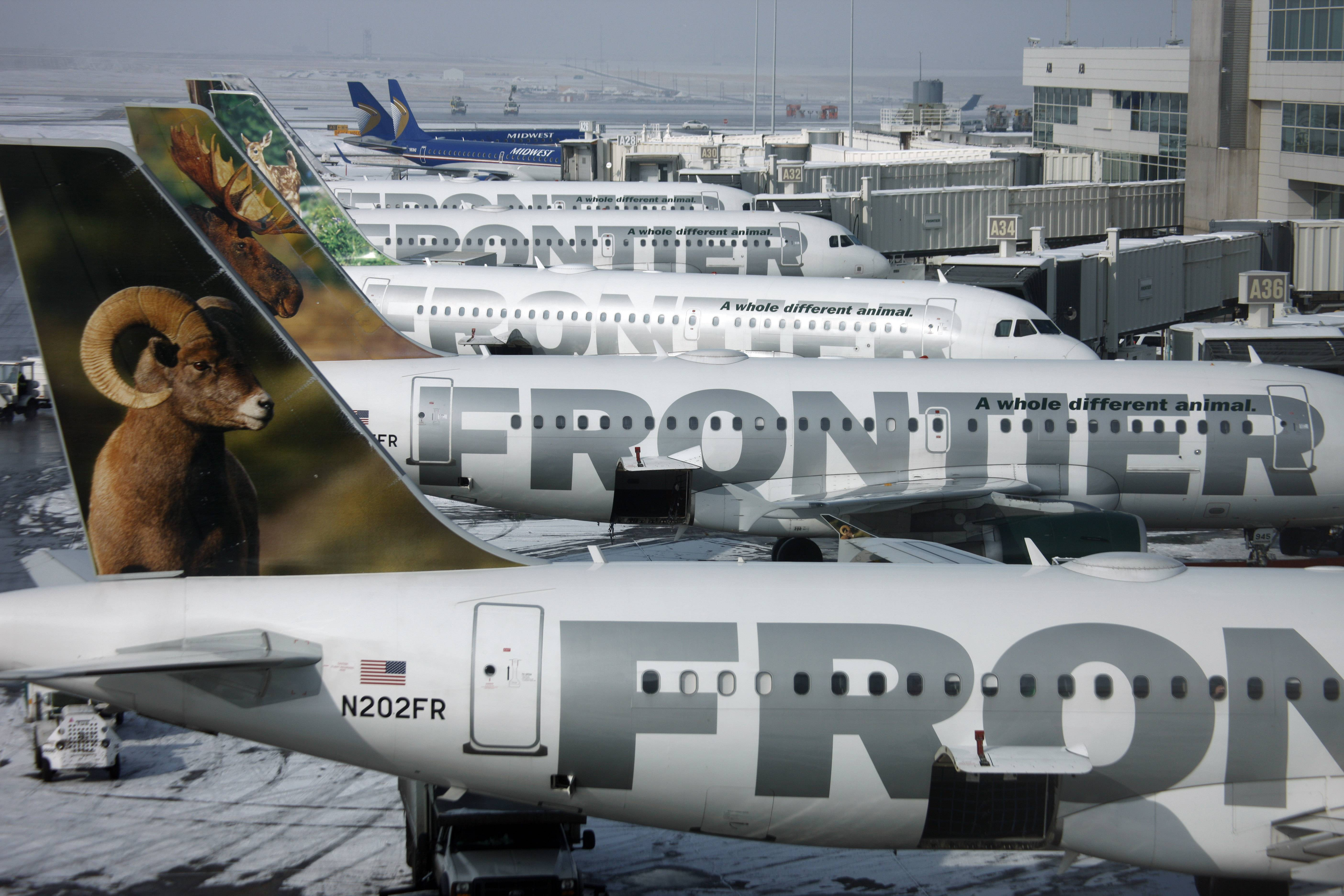 Passengers flying Frontier Airlines will now have to pay extra to place carry-on bags in overhead bins or for advance seat assignments.