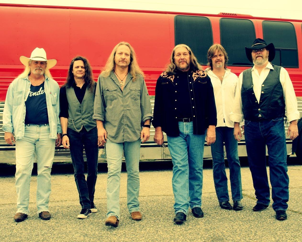 The Marshall Tucker Band will perform in Bolingbrook Thursday, May 1.