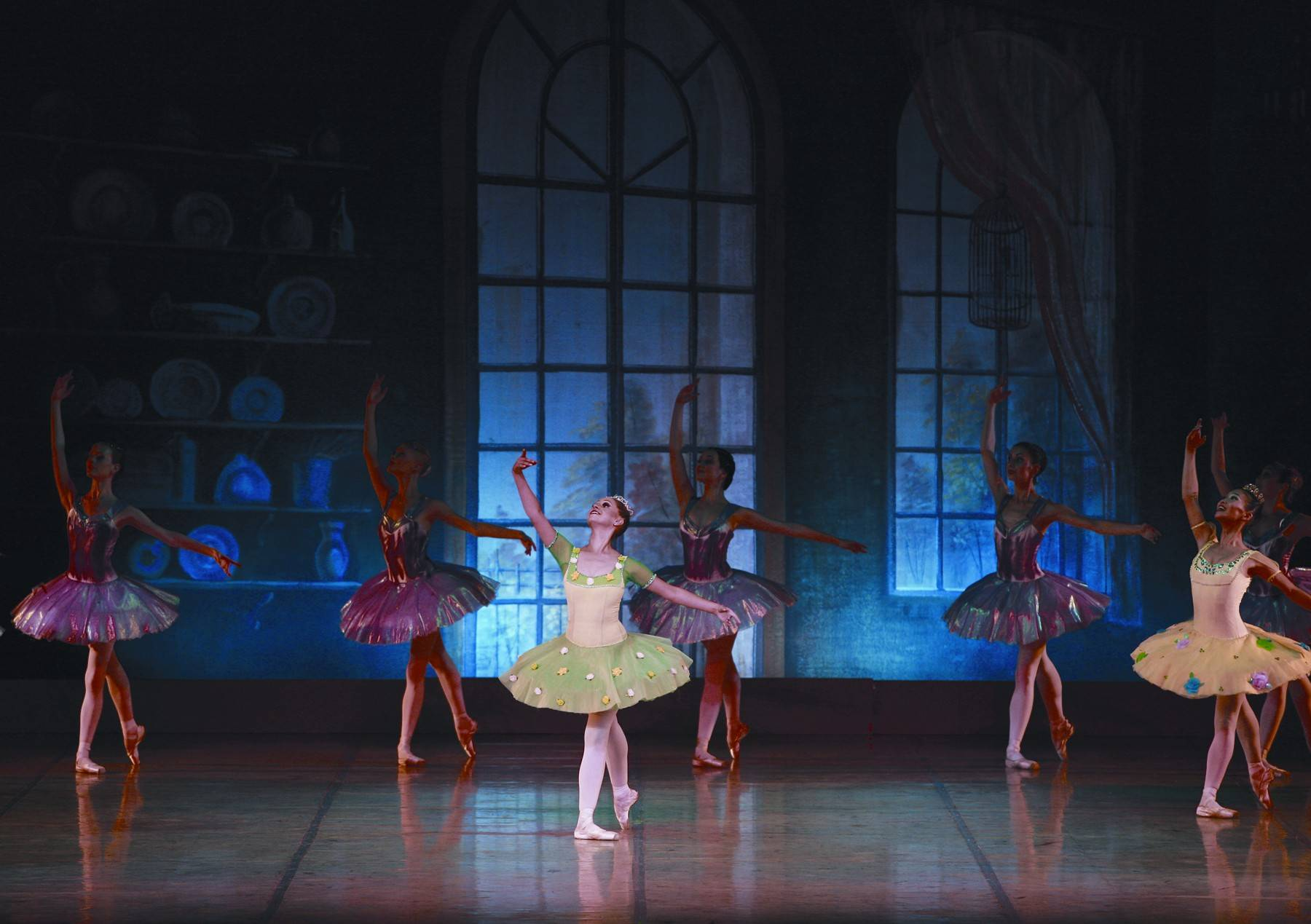 "Moscow Festival Ballet brings its production of the Prokofiev ballet ""Cinderella"" to North Central College's Pfeiffer Hall in Naperville on Friday, May 2."