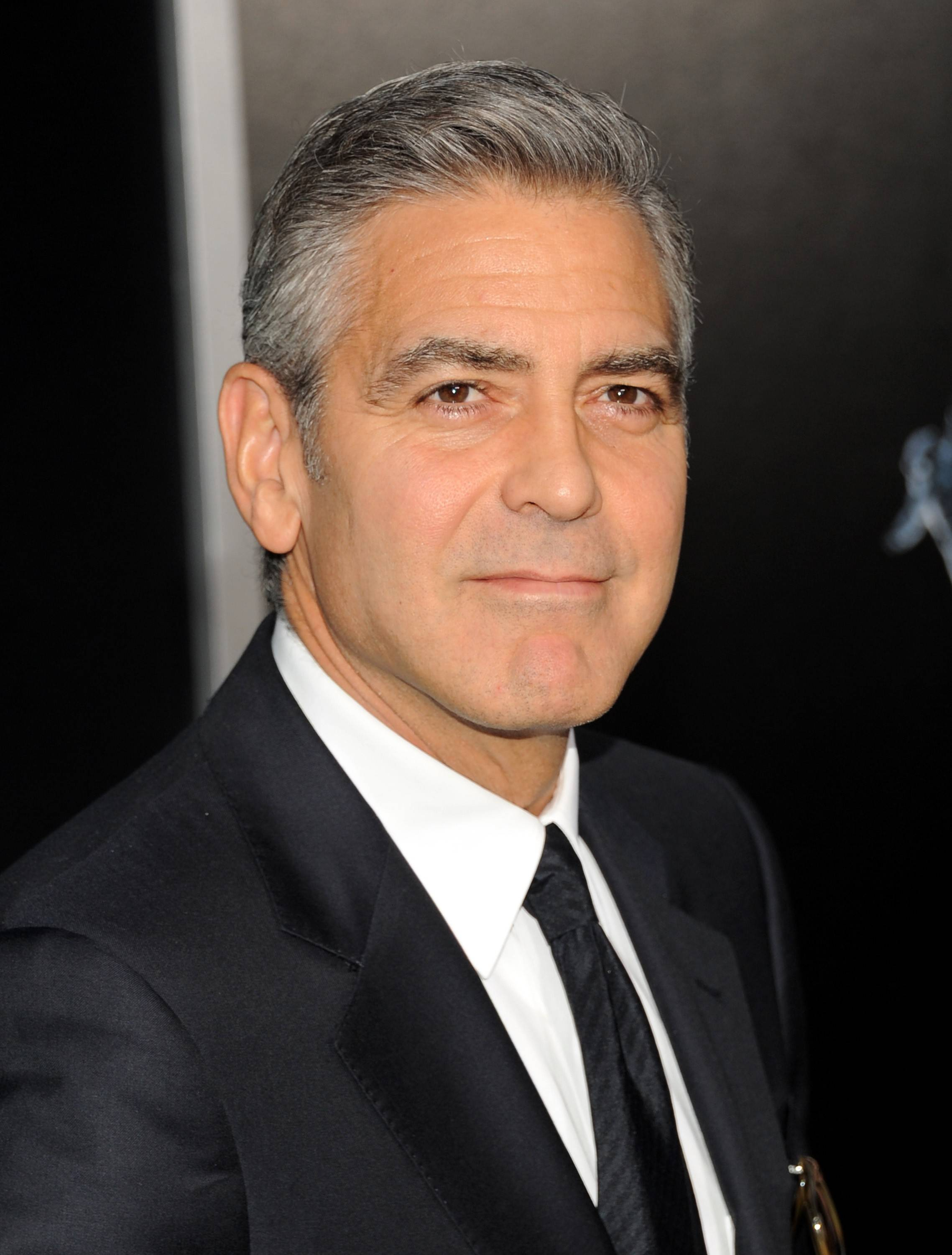George Clooney might be getting hitched.