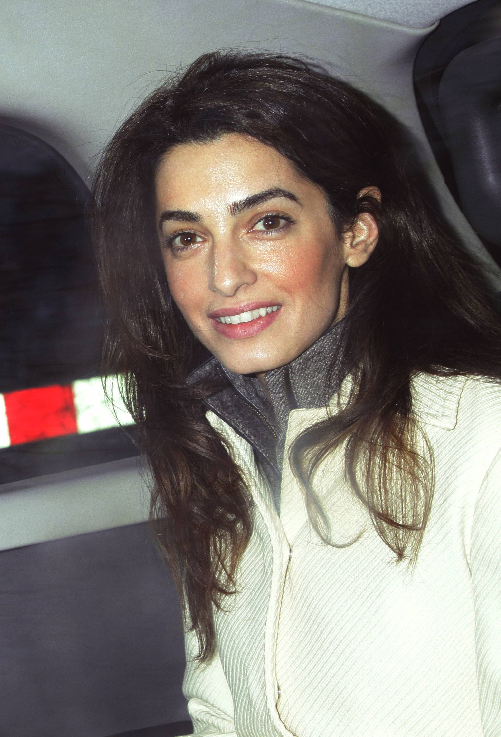 "Beirut-born Amal Alamuddin, the Oxford-educated barrister who has represented WikiLeaks founder Julian Assange and has been described as a ""passionate defender of human rights,"" may be engaged to Hollywood's most eligible bachelor, George Clooney. A London law firm on Monday congratulated Alamuddin on her engagement to George Clooney. Clooney's spokesman, Stan Rosenfield, has declined to comment."