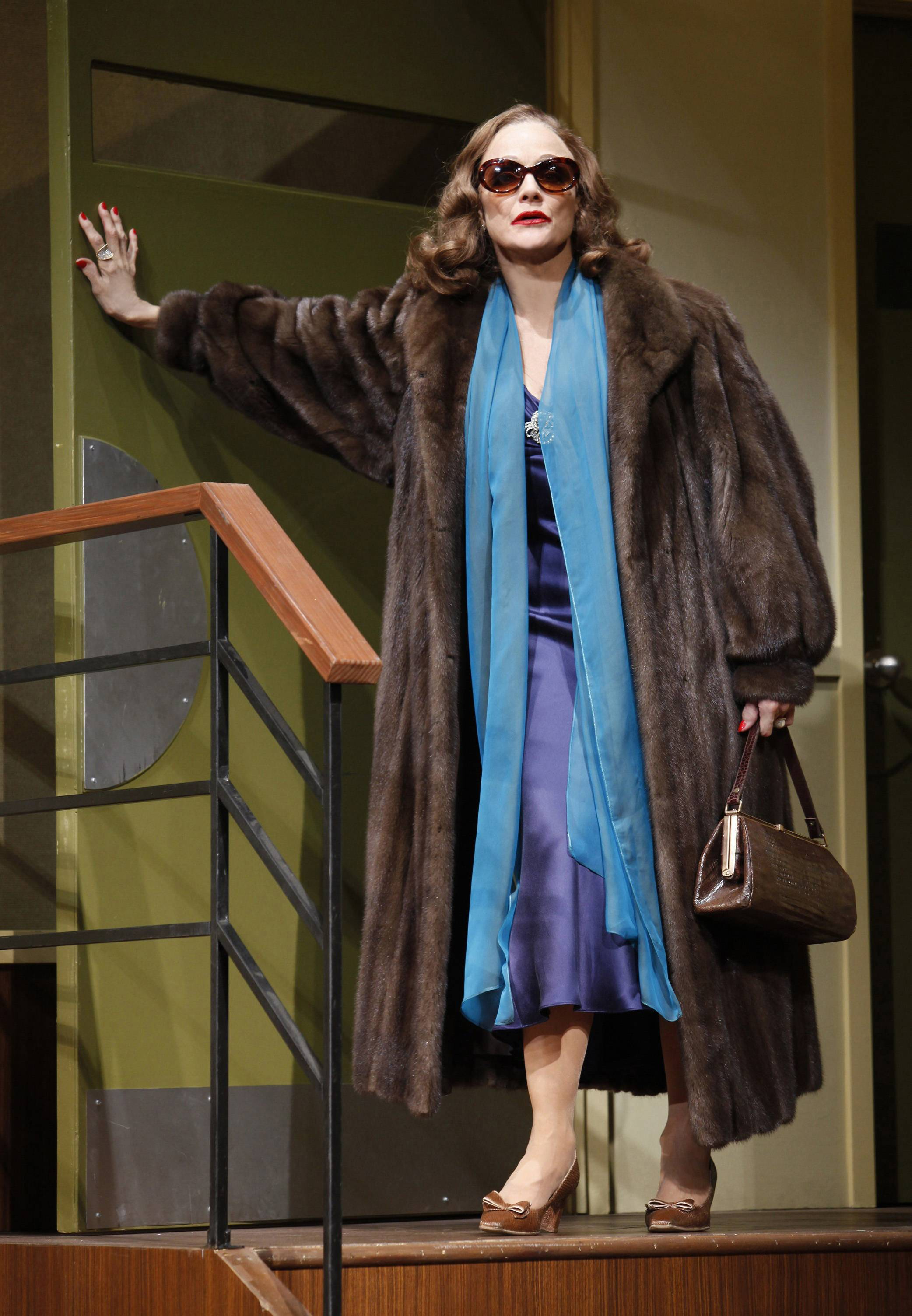 "Valerie Harper starred as Tallulah Bankhead in Matthew Lombardo's ""Looped"" at Broadway's Lyceum Theatre in New York. The playwright of ""Looped"" claims in a lawsuit that Harper didn't disclose she had cancer until after she signed to star in the play."
