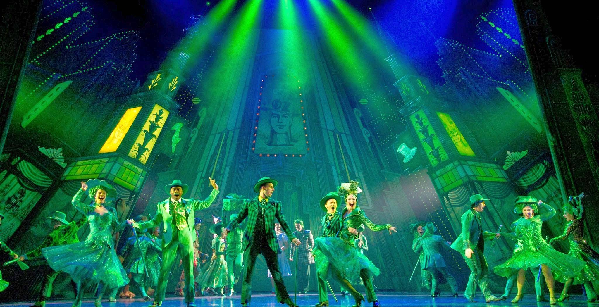"The North American tour of ""The Wizard of Oz"" plays the Cadillac Palace Theatre in Chicago from Wednesday, April 30, through Sunday, May 11."
