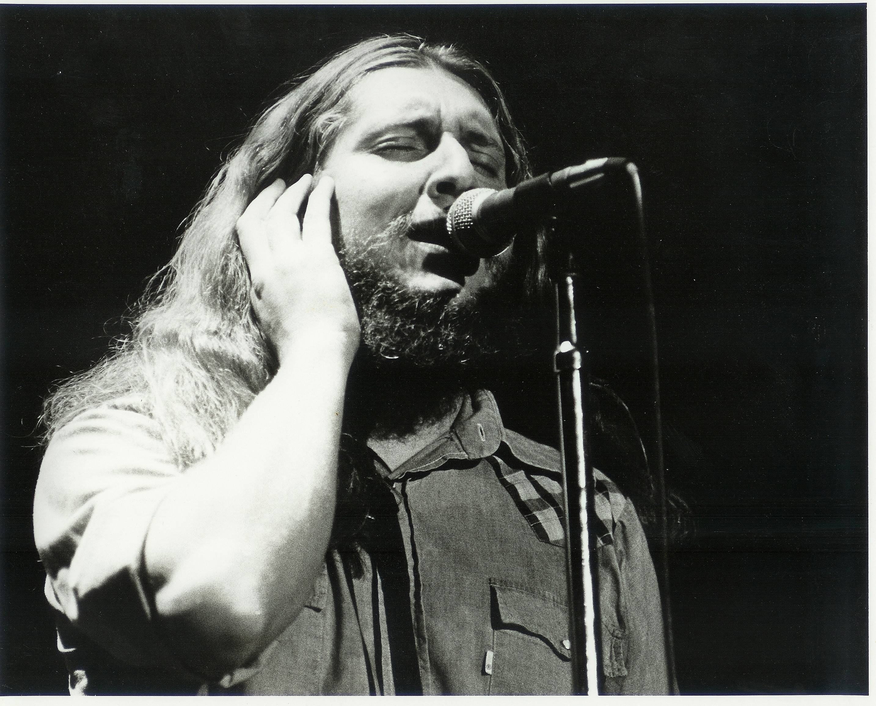 Singer Doug Gray, pictured here in the early 1970s, is the only original member remaining in the Marshall Tucker Band. The Southern rock band will play a Thursday, May 1, show in Bolingbrook.