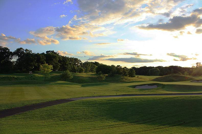 The Cantigny Golf Course in Wheaton is marking its 25th year as a premier public golf course