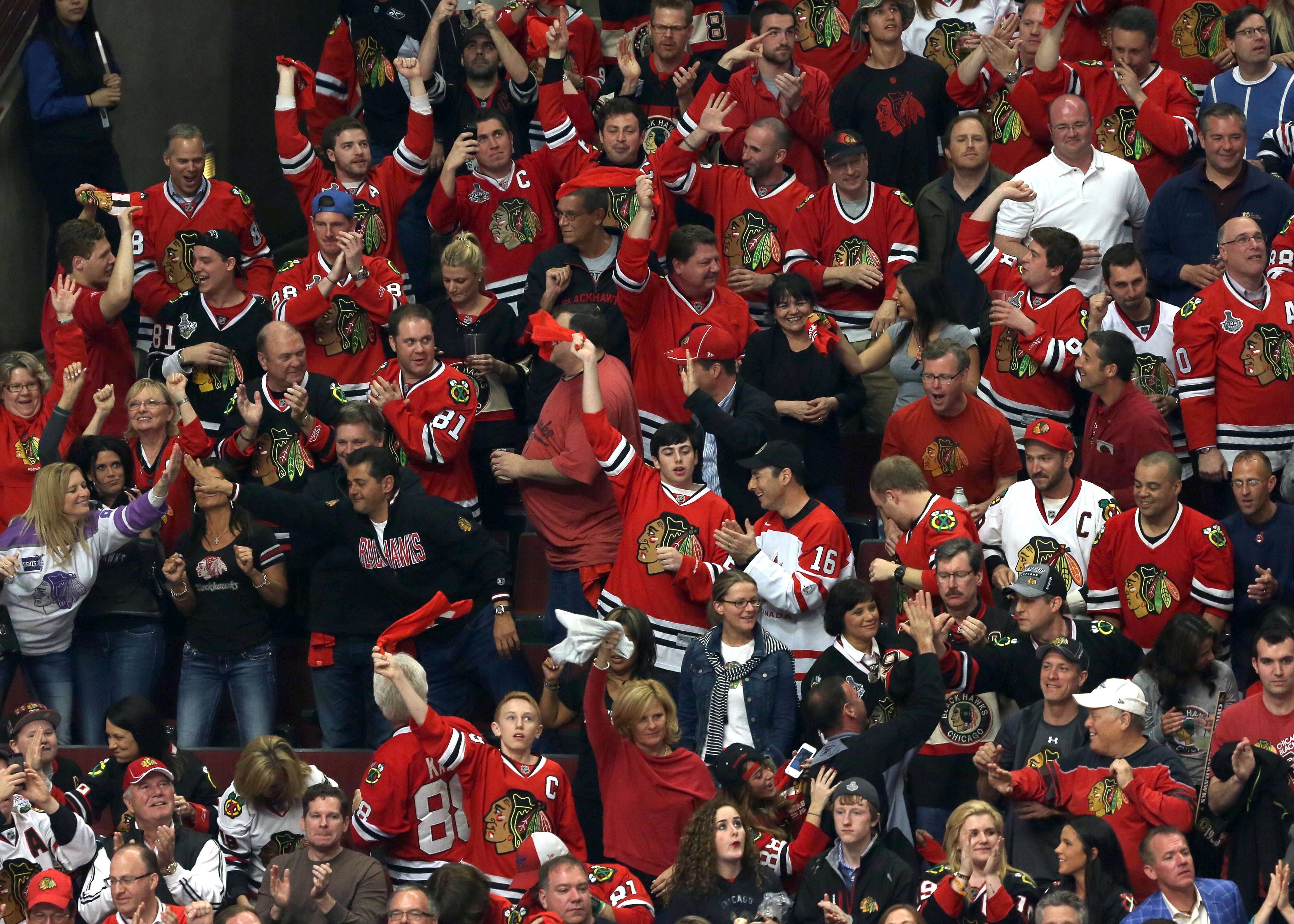Tickets for possible Western Conference Final games at the United Center will be on sale at noon Thursday.