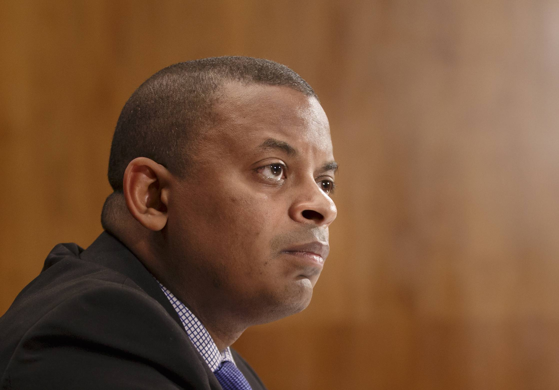 Transportation Secretary Anthony Foxx said Tuesday that action is urgently needed because the federal Highway Trust Fund is expected to run dry by late August. He said that unless Congress acts to shore up the fund, transportation aid to states will be held up and workers laid off construction sites across the country.