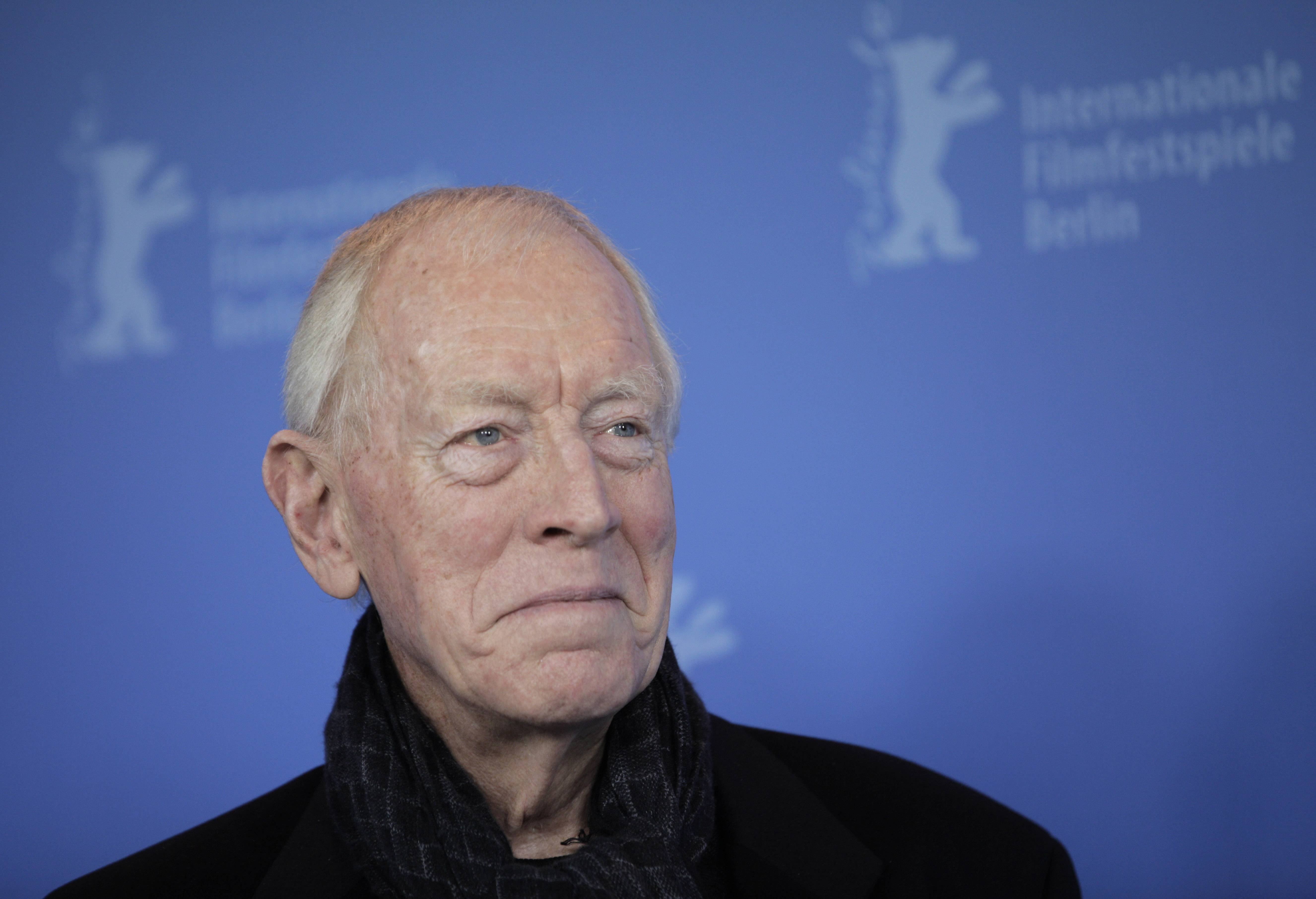 "Max von Sydow will join the cast of ""Star Wars: Episode VII."""