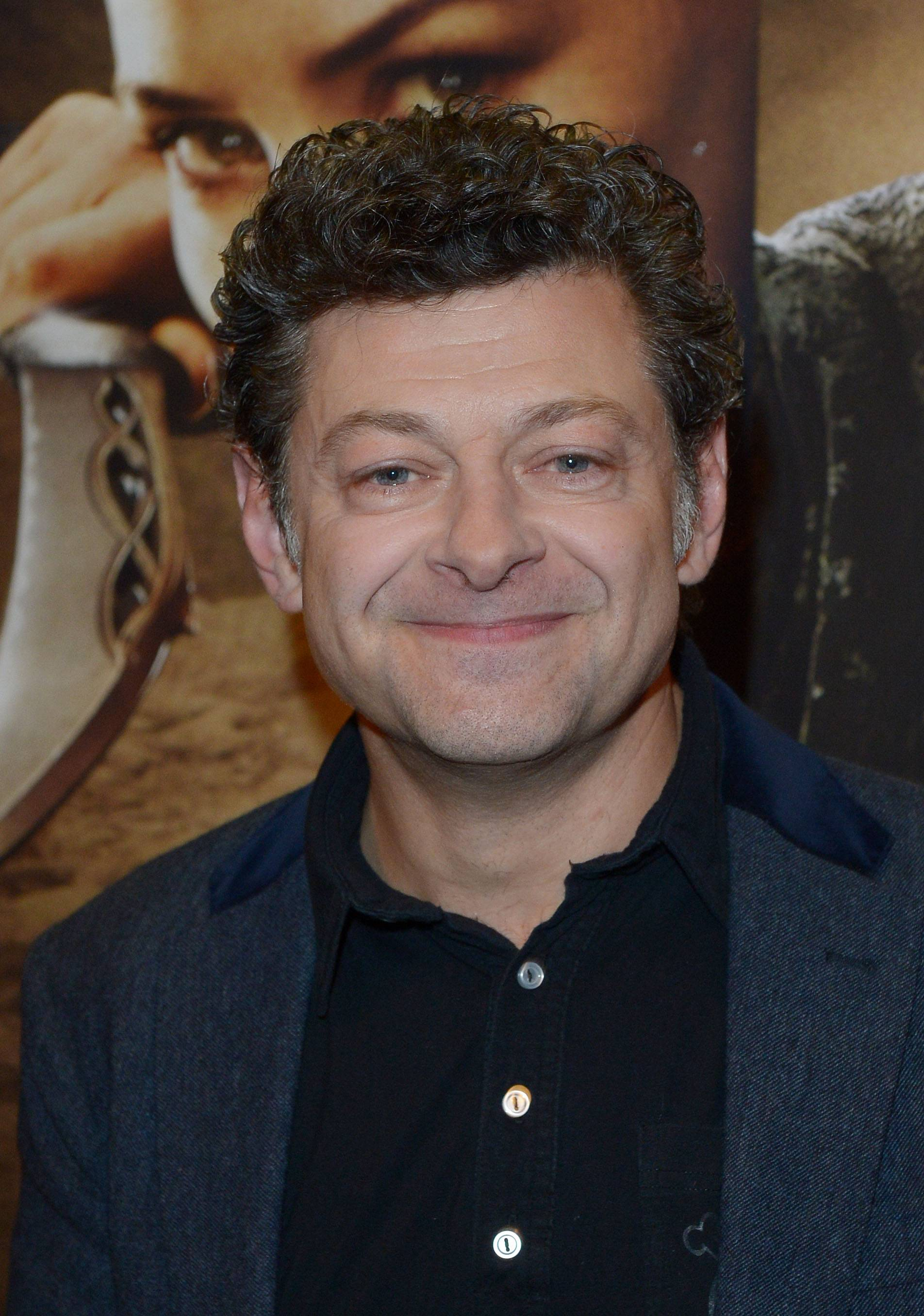 "Andy Serkis is one of many joining the cast of ""Star Wars: Episode VII"" it was announced Tuesday."