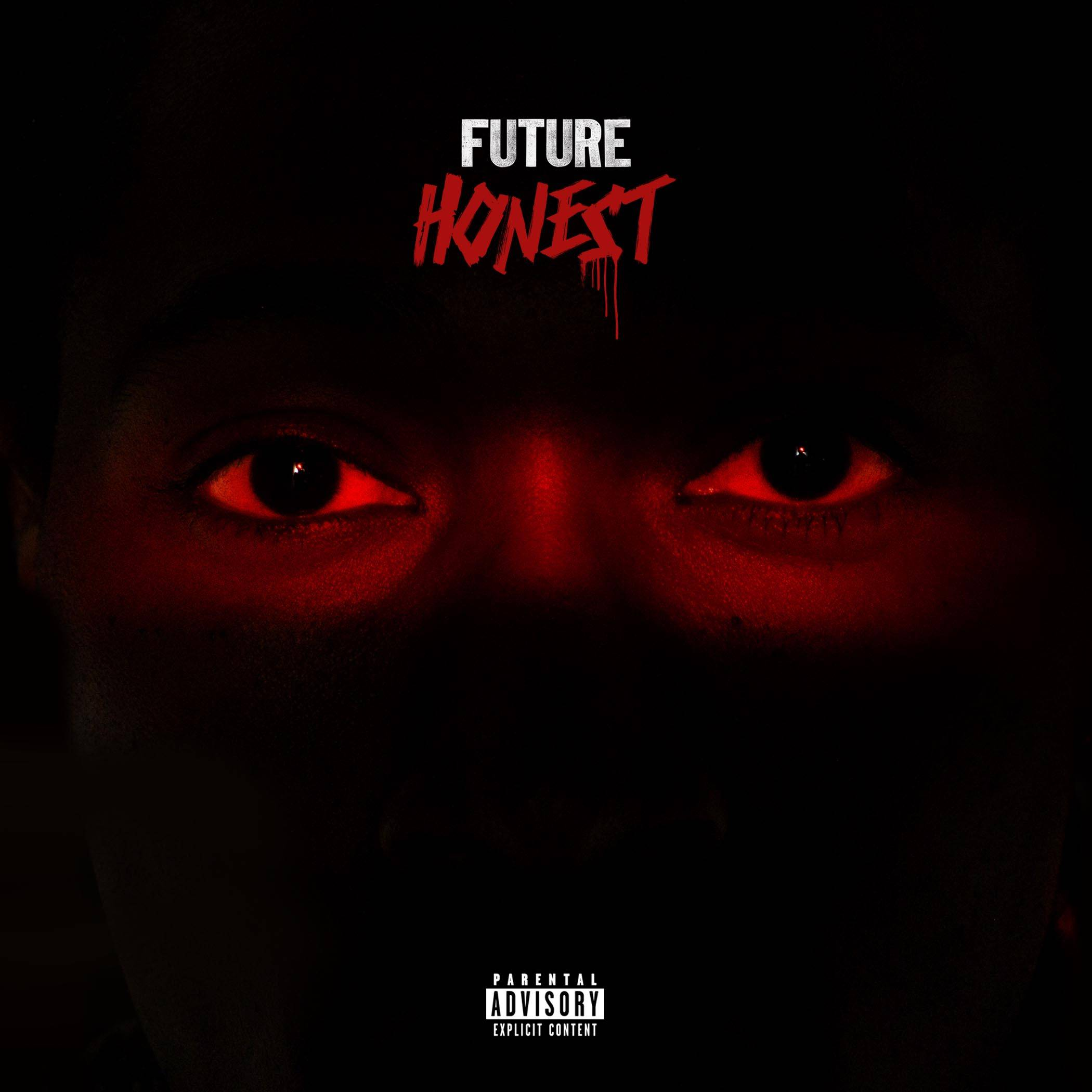 """Honest"" is the latest release from Future."