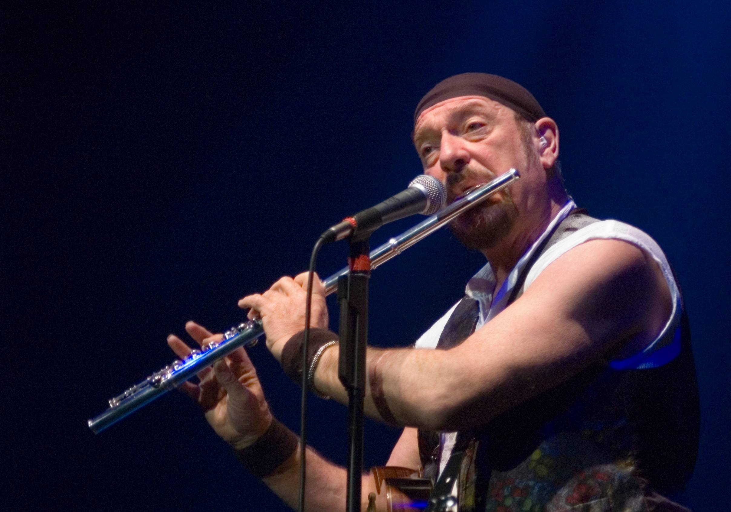 Ian Anderson will perform music from Jethro Tull and more during an Oct. 16 concert at Naperville's North Central College.
