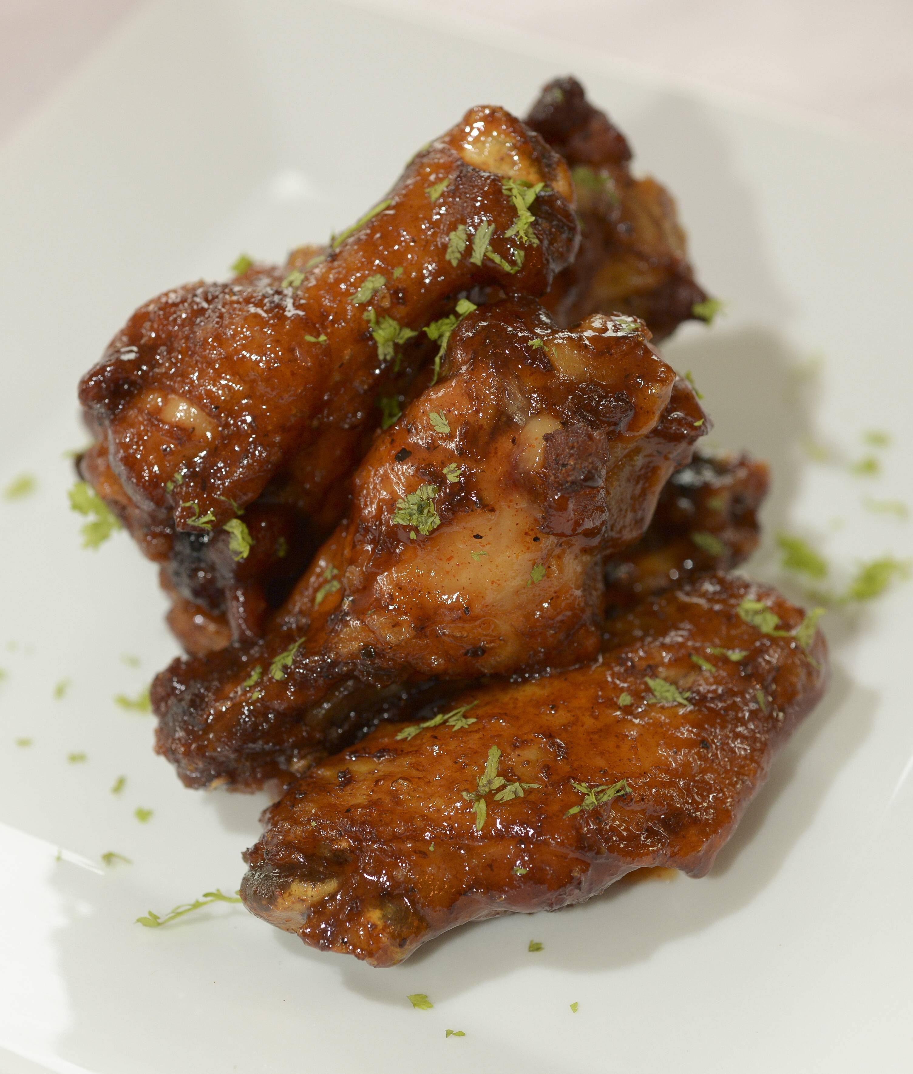 Smoked chicken wings are a not-to-be-missed starter at Union House in Winfield.