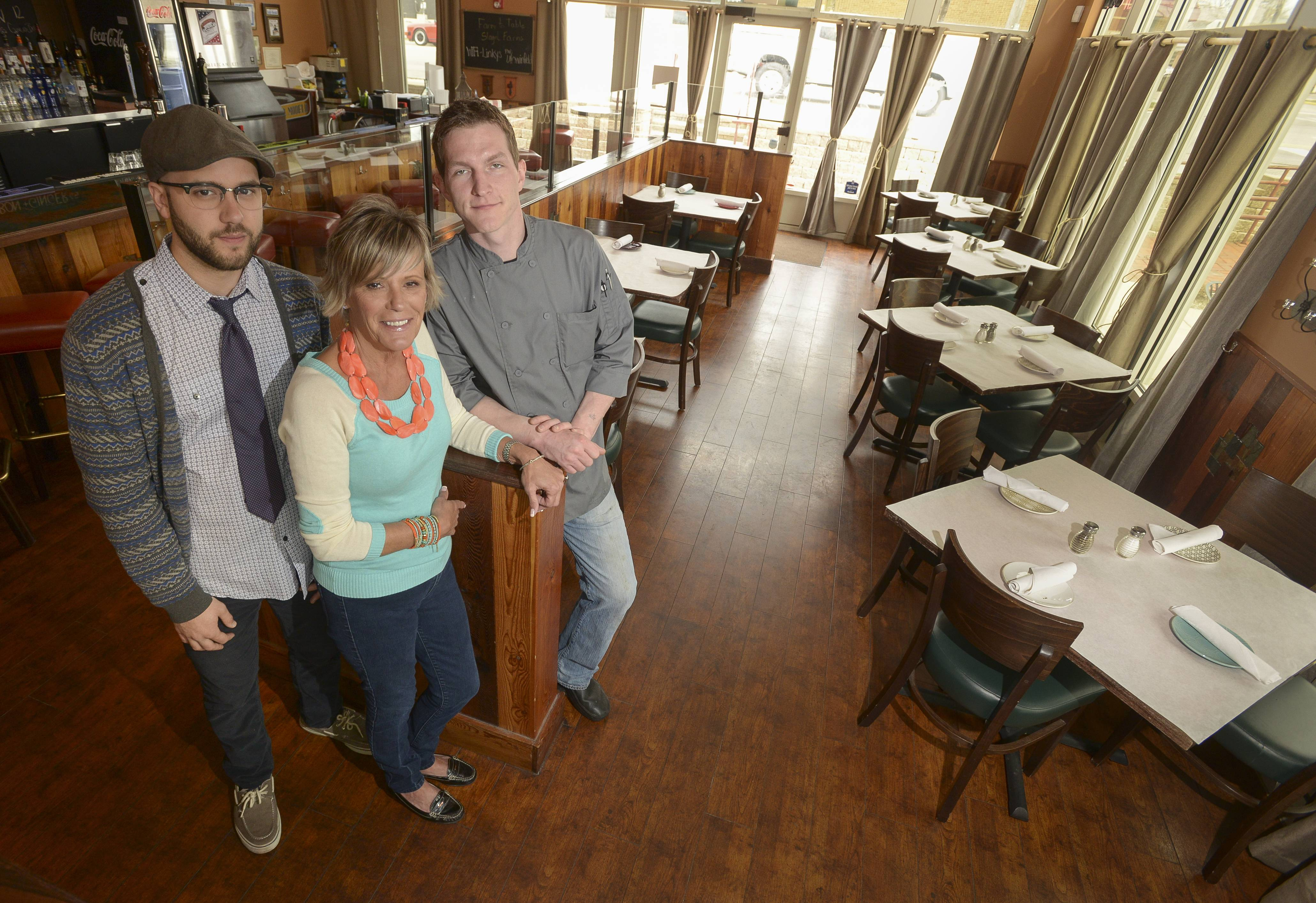 Union House came together with the mother-son team of owners Midge and Mario Misceo and chef Adam Howard.
