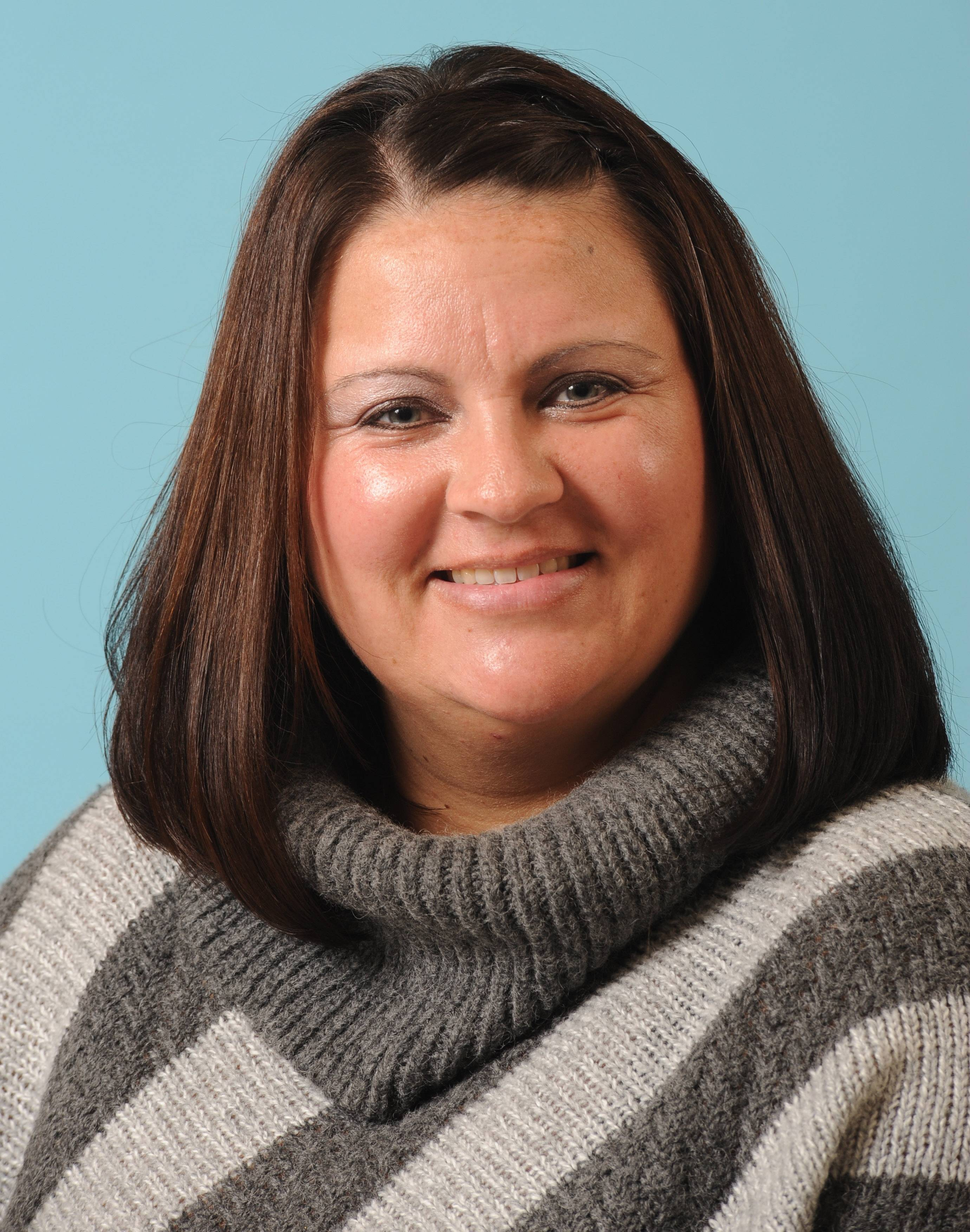 Stacy Wilkinson, new principal of Oak Ridge School.
