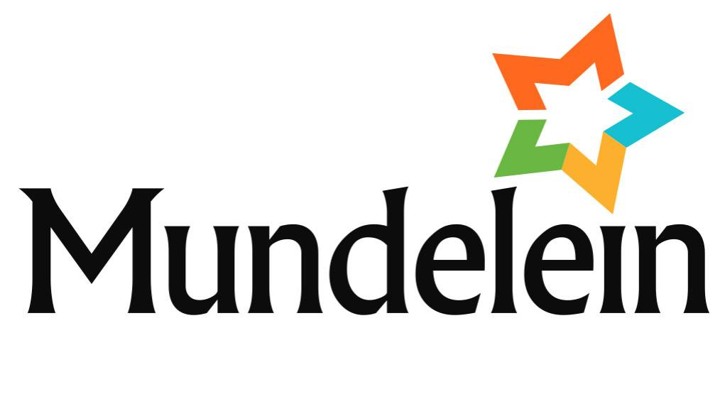 Mundelein officials have approved a new town logo.