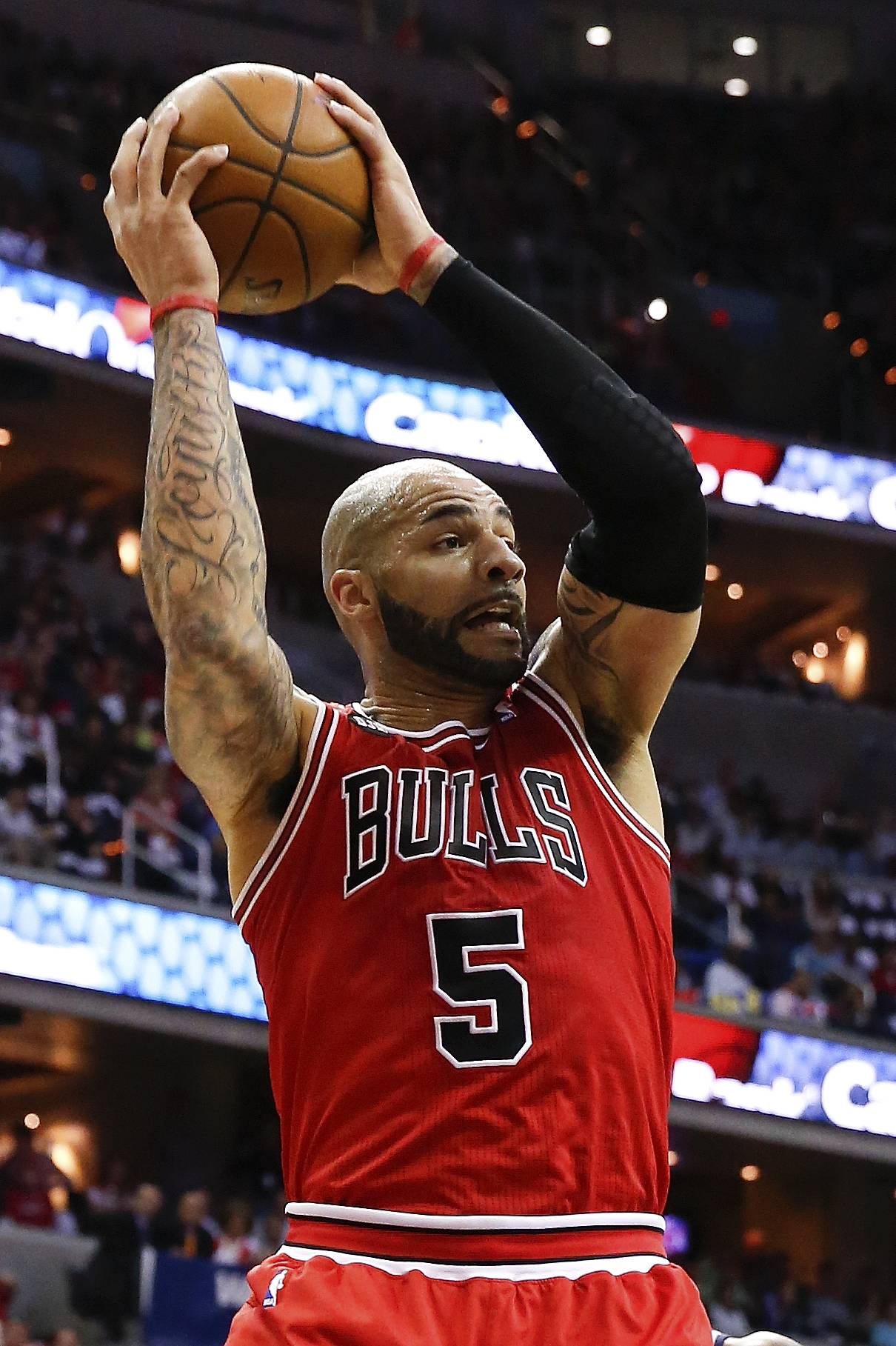 Officially, the Bulls have made no decision on Carlos Boozer's future. But there is no roster flexibility this summer if they don't trade him or use the amnesty clause -- which is why it seems to be a certainty, according to Mike McGraw.