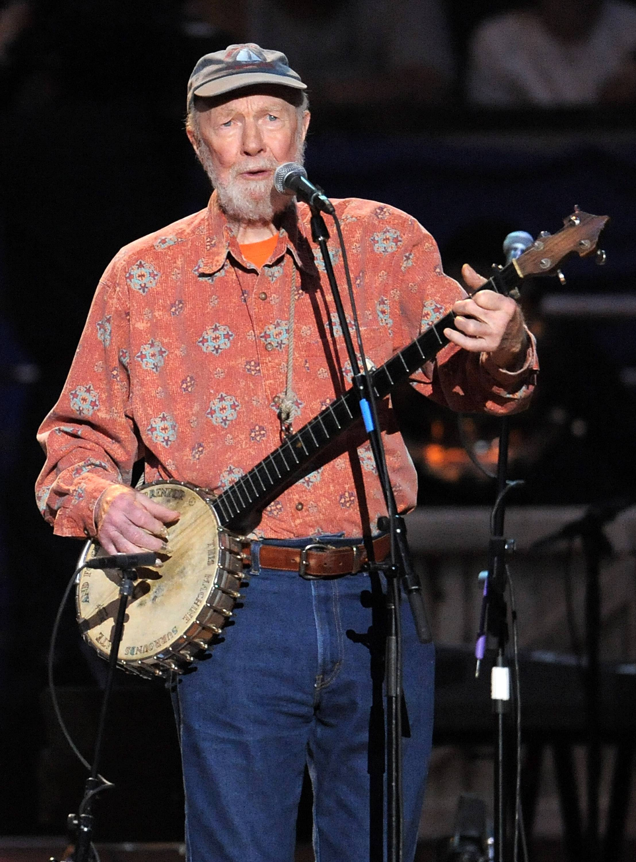 "A five-day festival honoring the late folk singer Pete Seeger will feature music, film and remembrances in New York City and the Hudson Valley. Seeger grandson Kitama Cahill-Jackson said the free ""Seeger Fest"" from July 17-21 will celebrate the lives of the famous singer and his late wife, Toshi Seeger."