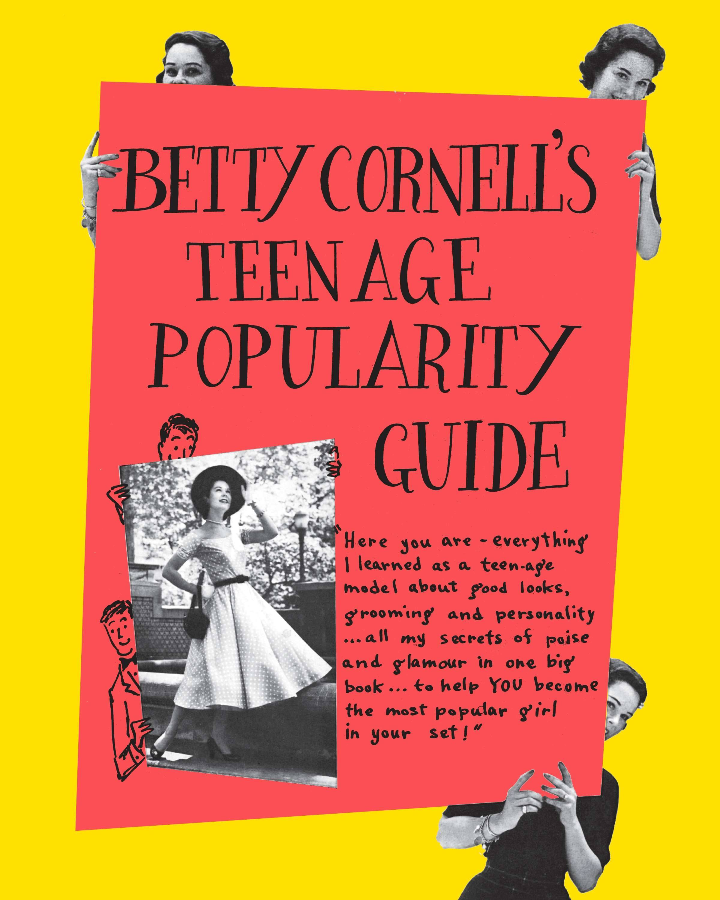 "Maya Van Wagenen, a 15-year-old author, decided to follow the advice of the 1950s book ""Betty Cornell's Teen-Age Popularity Guide."" Her experiences led to the book, ""Popular: Vintage Wisdom for a Modern Geek,"" a movie deal, and an introduction to Betty Cornell, now in her 80s."