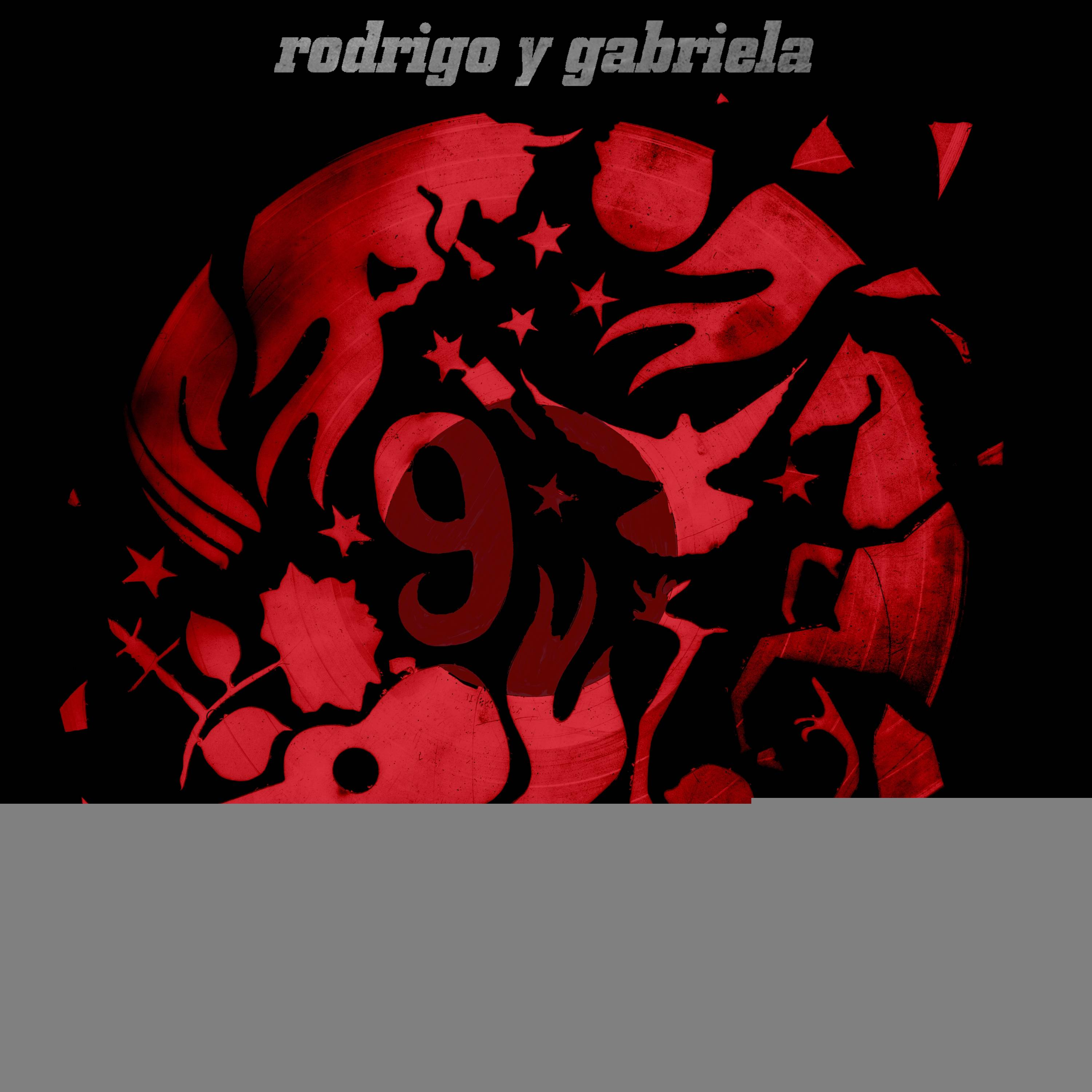 "Rodrigo y Gabriela wield only acoustic guitars on ""9 Dead Alive."""