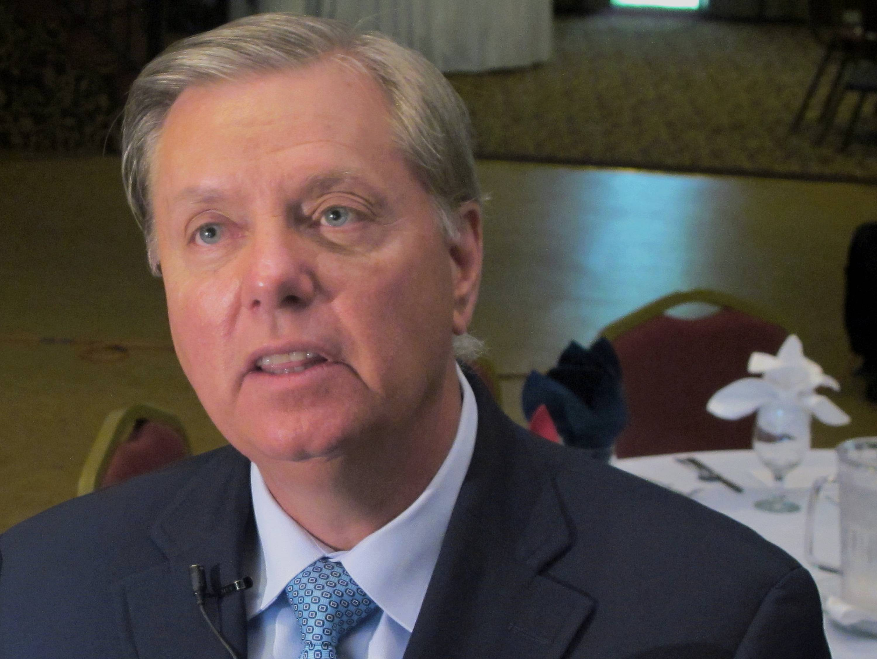 "Sen. Lindsey Graham, R-S.C., has called a White House staff member's email three days after the deadly attack on the U.S. mission at Benghazi, Libya, a ""smoking gun"" that ""shows political operatives in the White House working to create a political narrative at odds with the facts."""