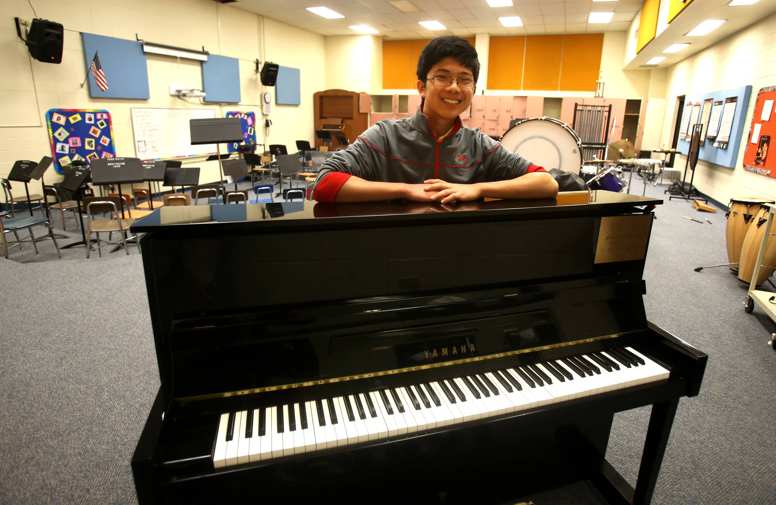 Bolingbrook teen finds patterns of success across fields