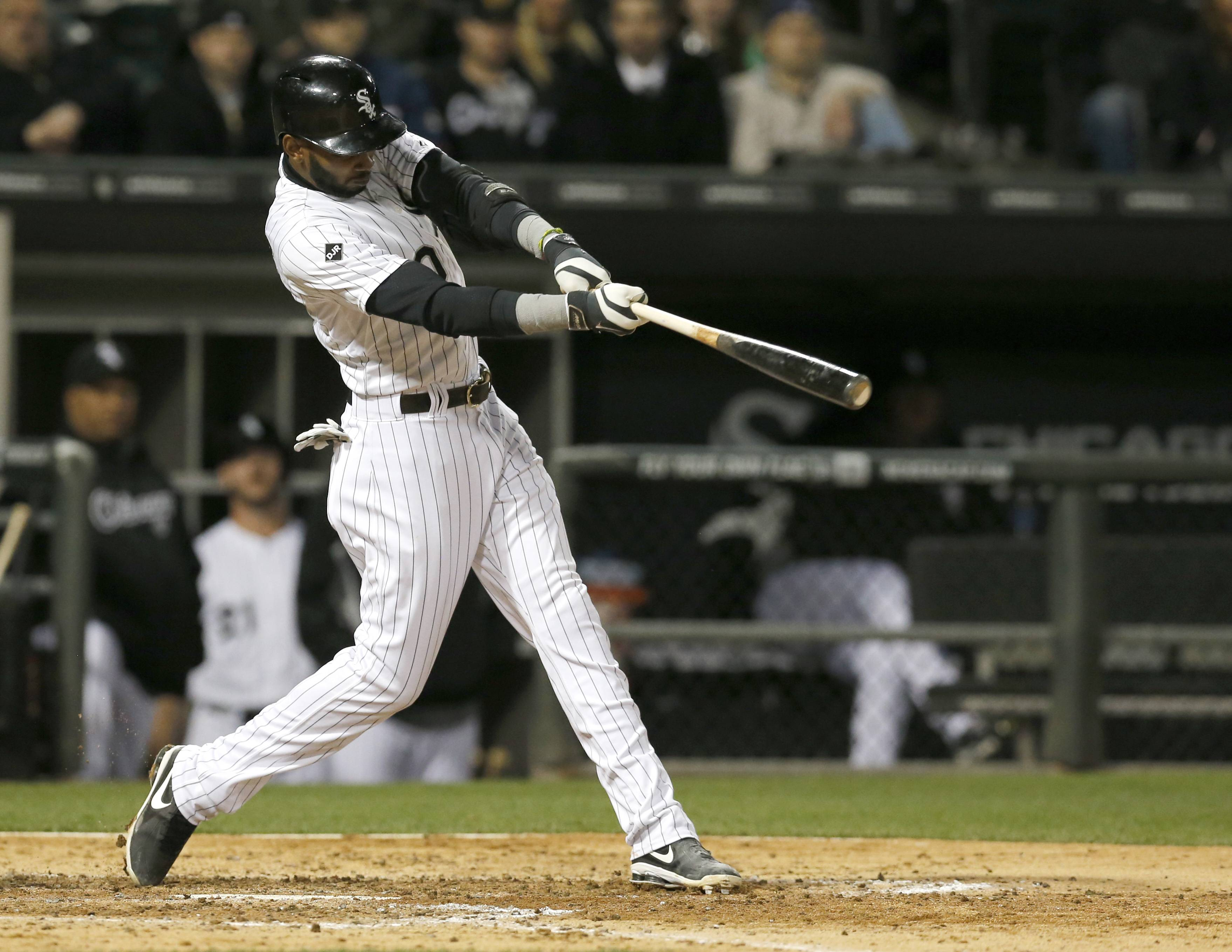 Shortstop Alexei Ramirez's offense definitely has been one of the early highlights for the White Sox.