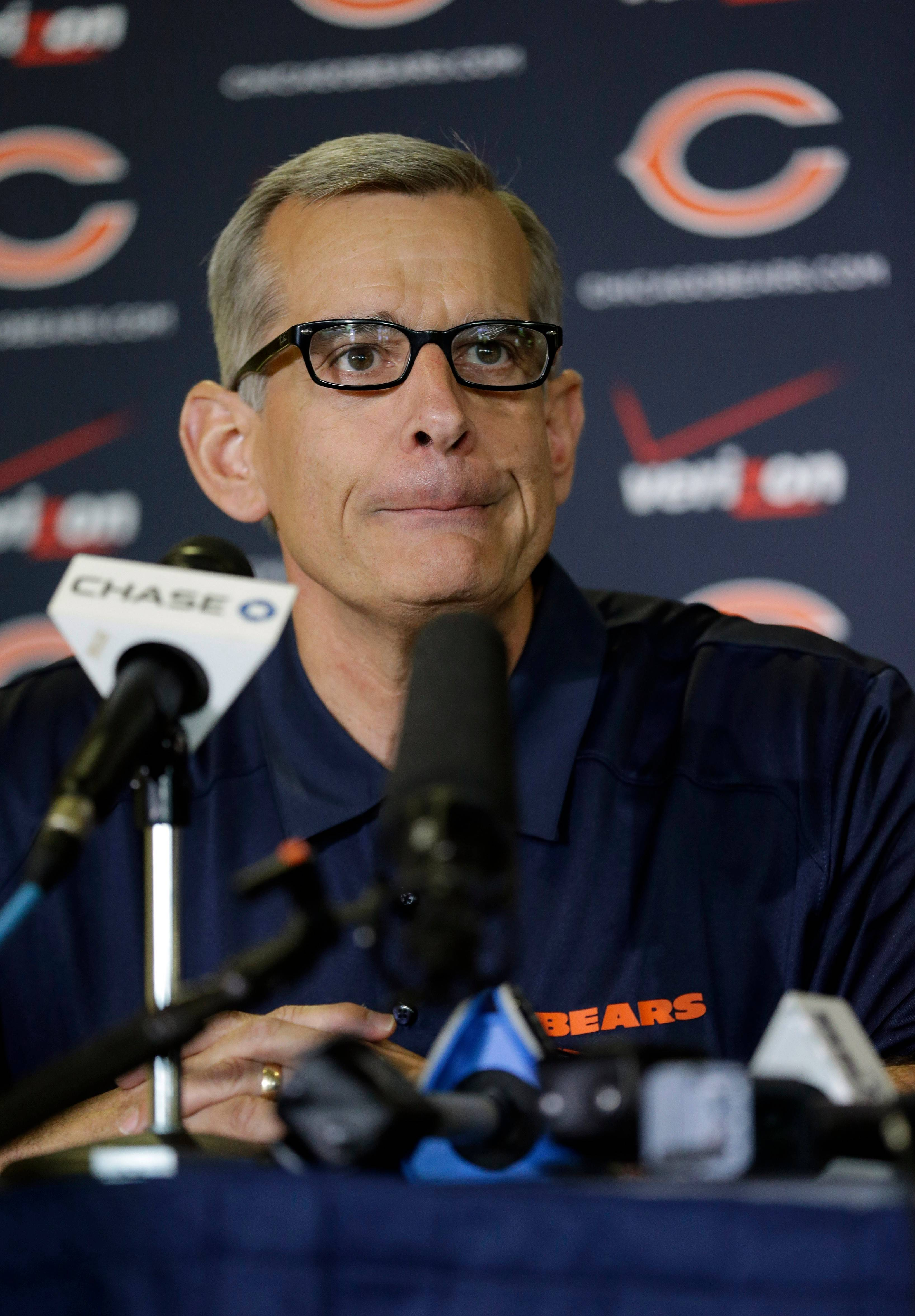 Bears narrowing options with No. 14 draft pick