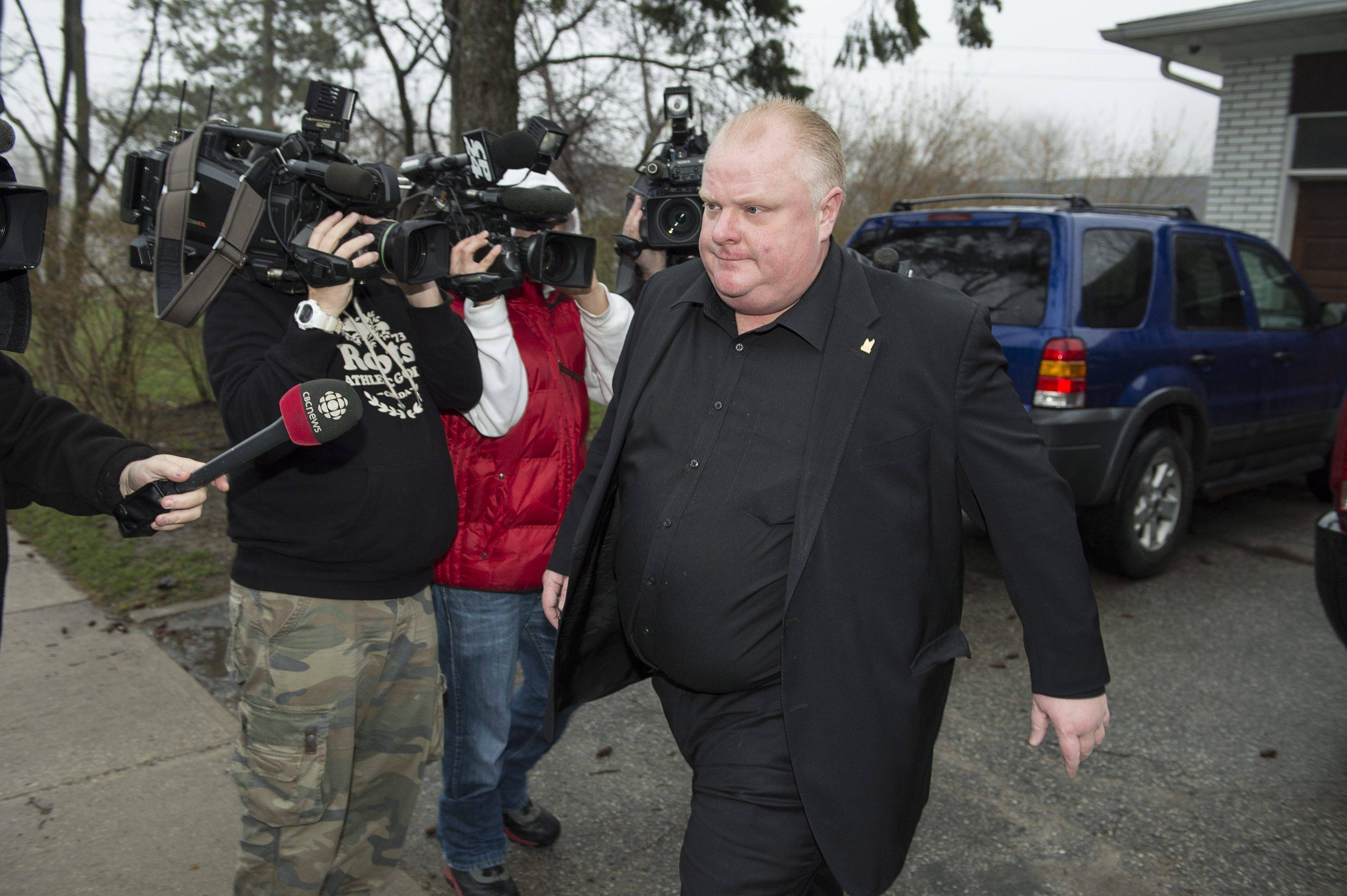 Toronto Mayor Rob Ford will take an immediate leave of absence to seek help for alcohol, he said, as a report surfaced about a second video of the mayor smoking what appears to be crack cocaine.