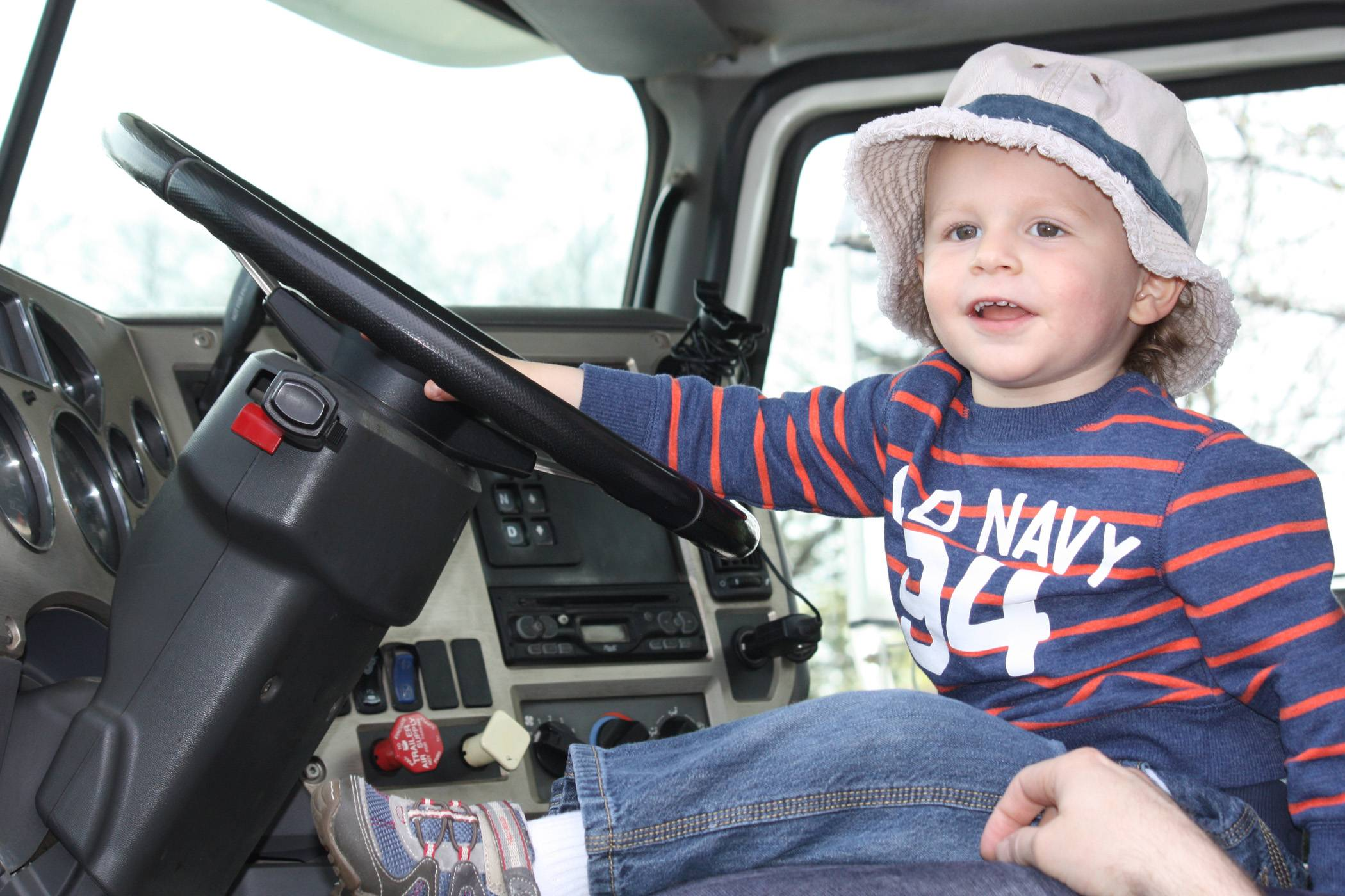 Children of all ages can see big trucks up close at this annual Palatine event.Palatine Park District