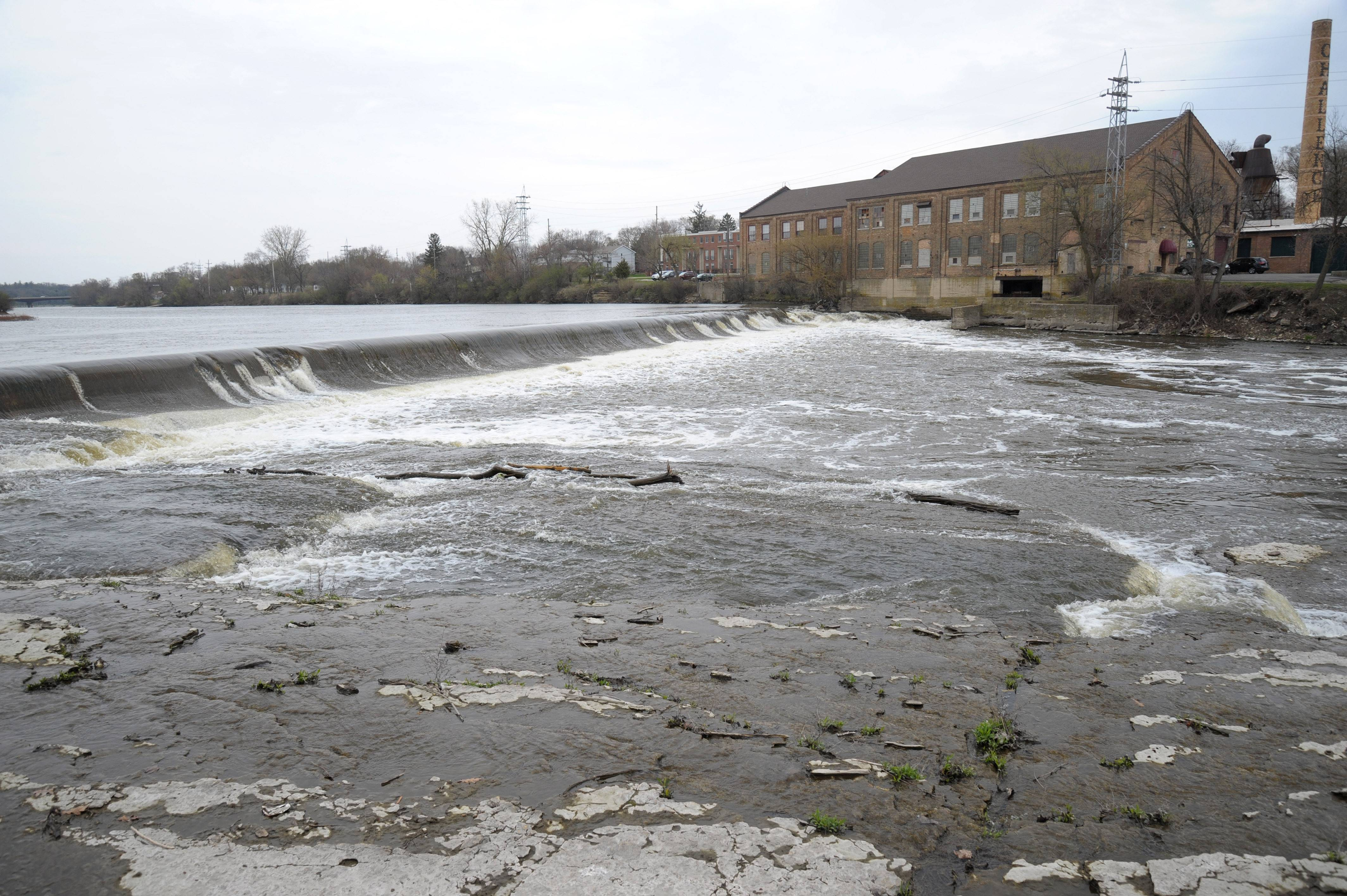 Batavia officials are resuming discussions about what to do about the dam, which is in disrepair.