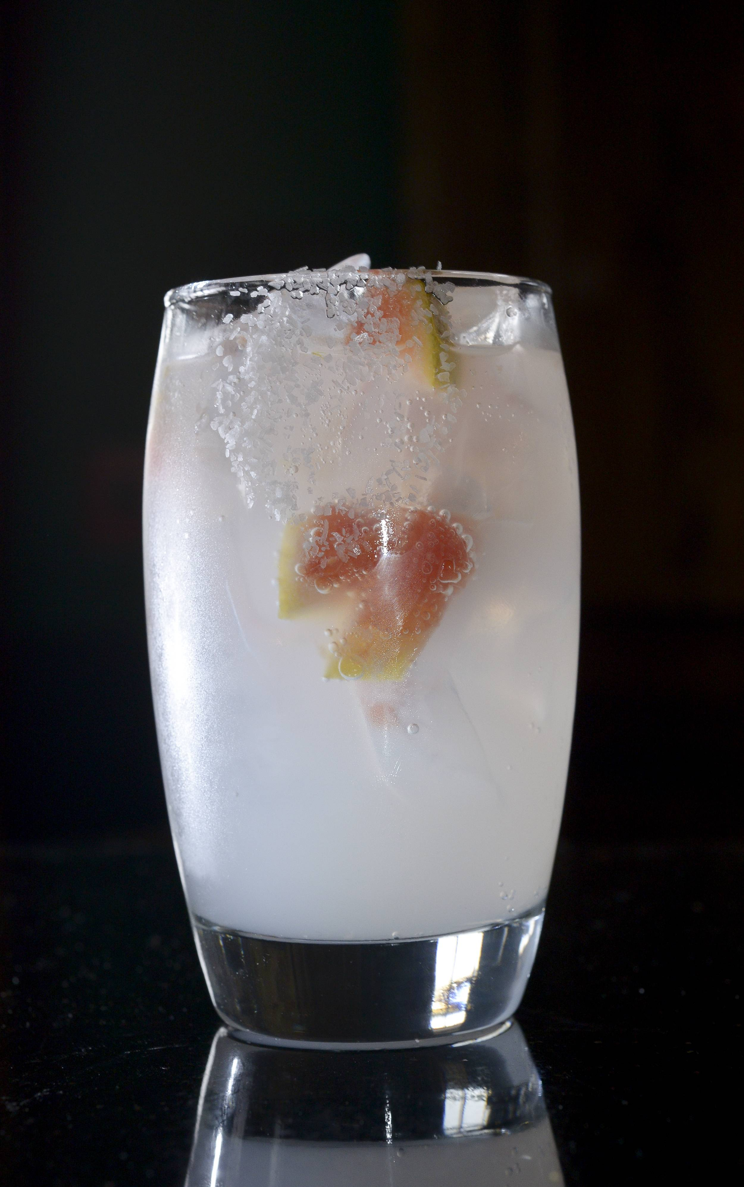 A Paloma Margarita is one of the options at Barbakoa in Downers Grove.