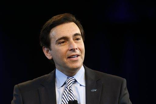 Ford's new CEO Mark Fields