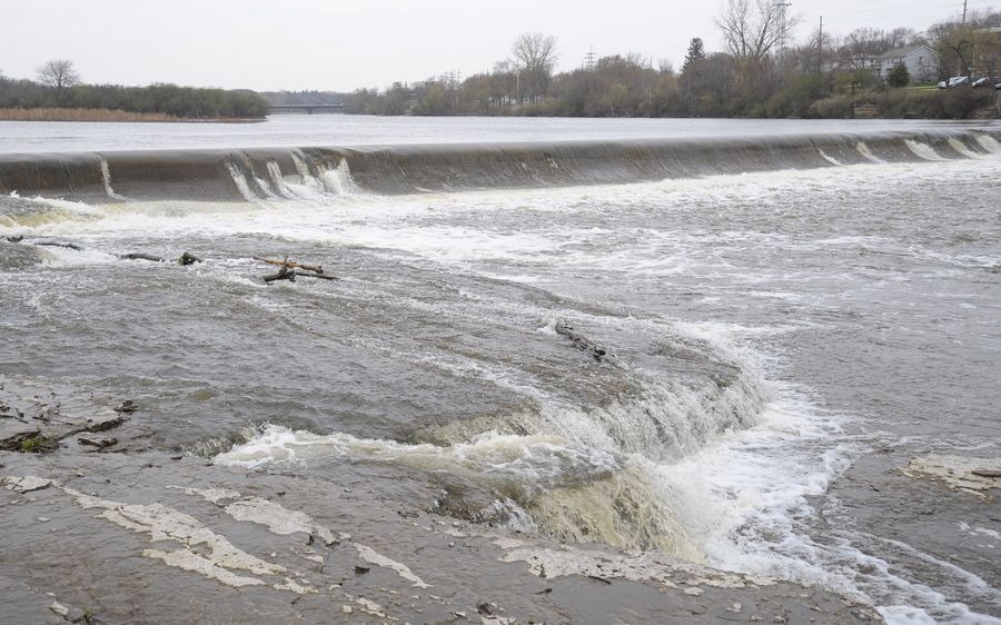 Local officials are again discussing whether to repair, modify or remove the Batavia dam.