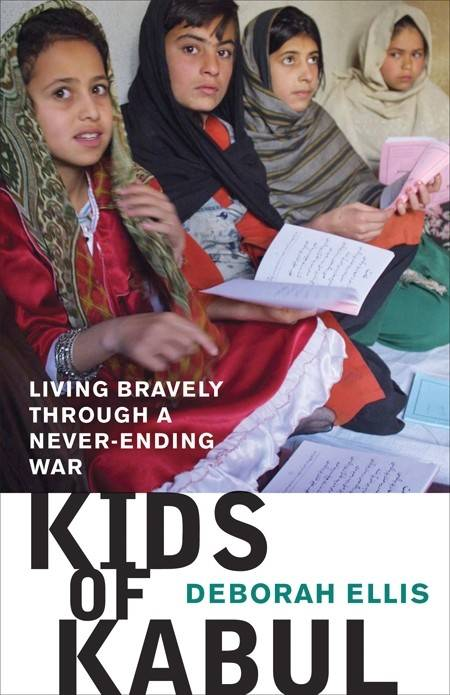 """Kids of Kabul"" by Deborah Ellis"