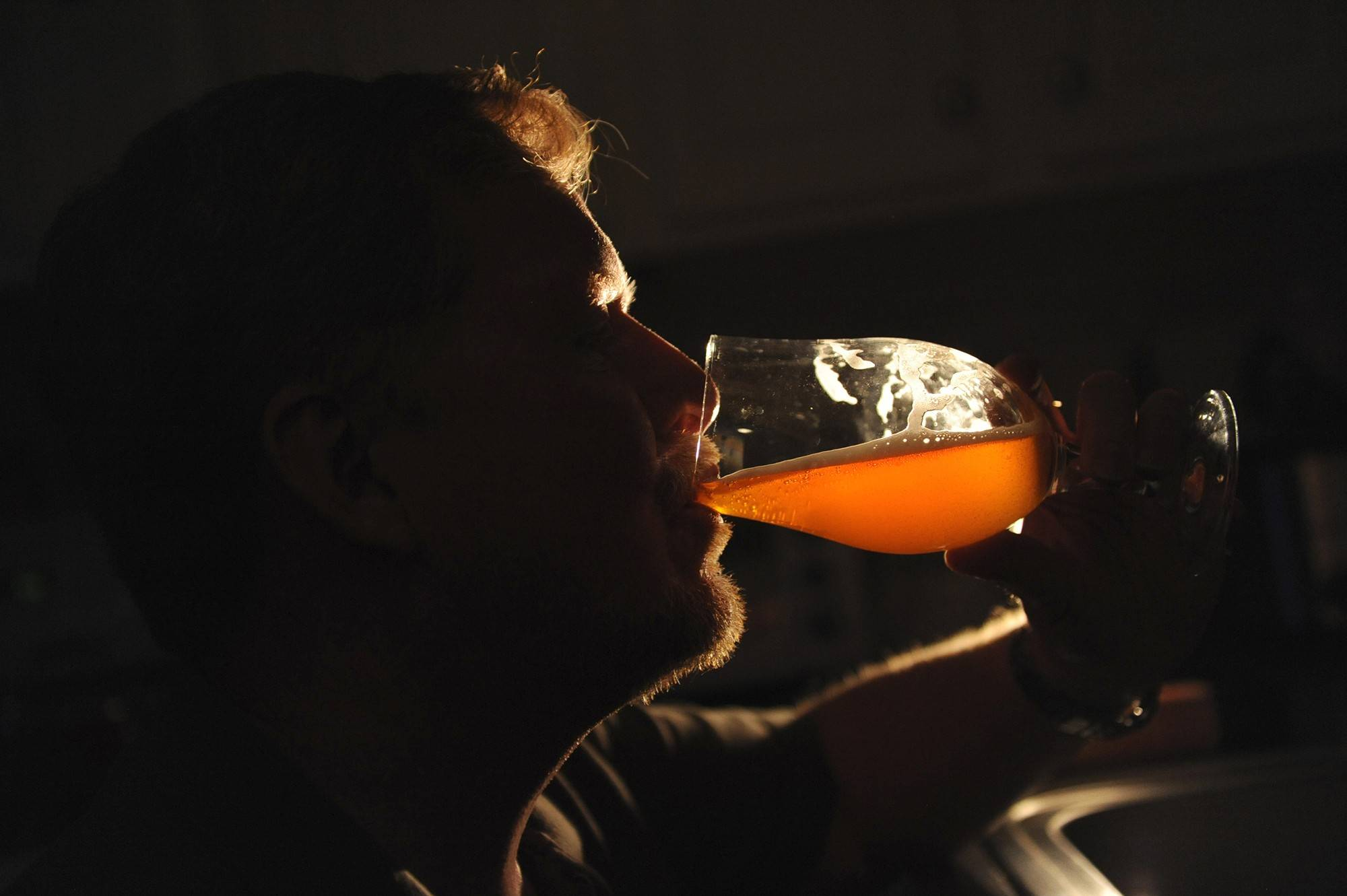 Gene Bonventre became interested in beer while stationed in England with the Air Force; he joined RateBeer in November 2008 after he retired and soon will rate his 10,000th beer.